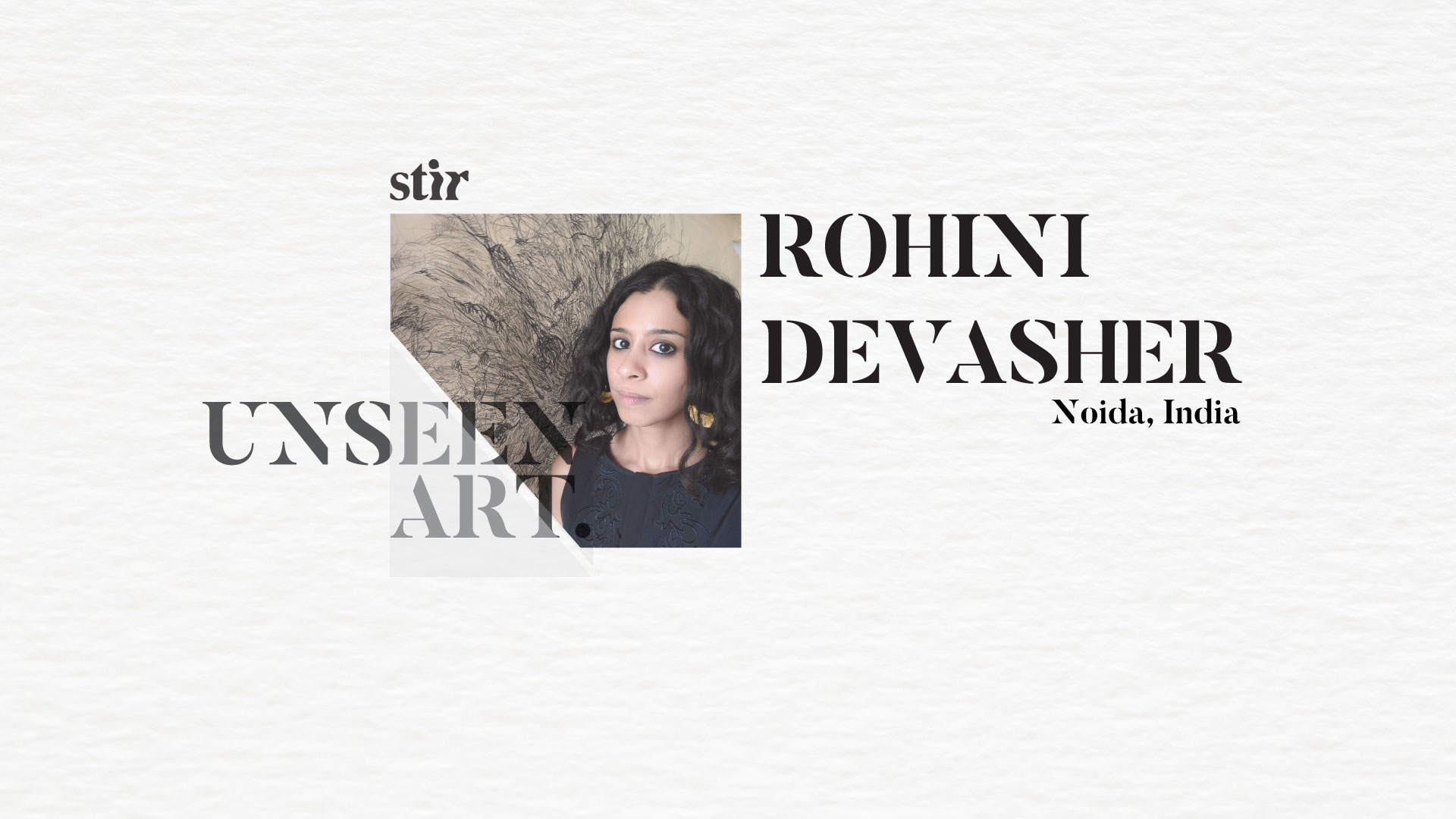 Unseen Art: Why the study of the Sunflower head never left Rohini Devasher's studio
