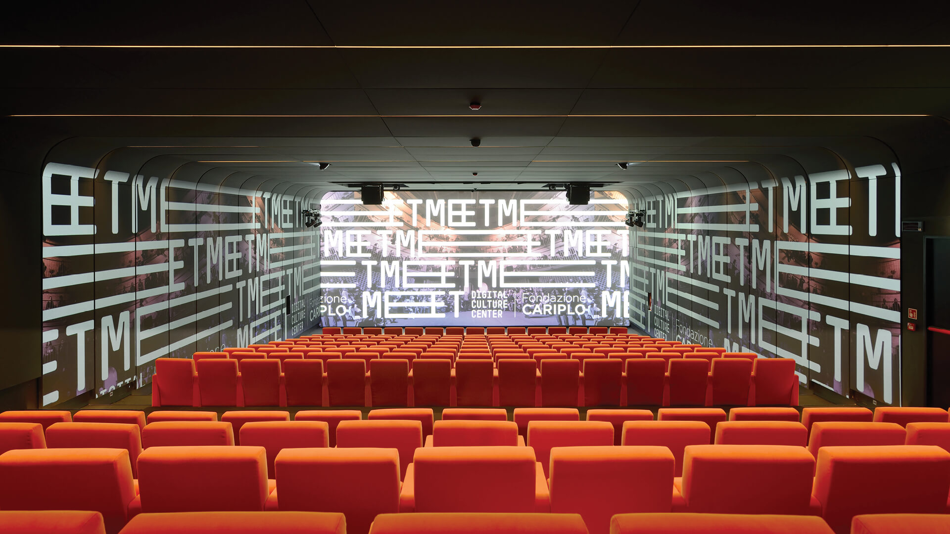 Carlo Ratti explores the role of physical spaces in the digital world in MEET, Milan