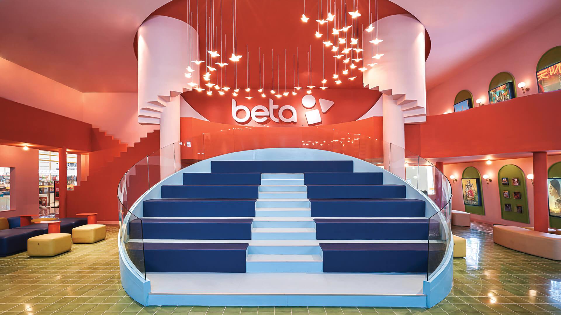 Beta Cinema in Ho Chi Minh City by Module K reinterprets local landmarks to create an instantly memorable space   Beta Cinema by Module K   STIRworld