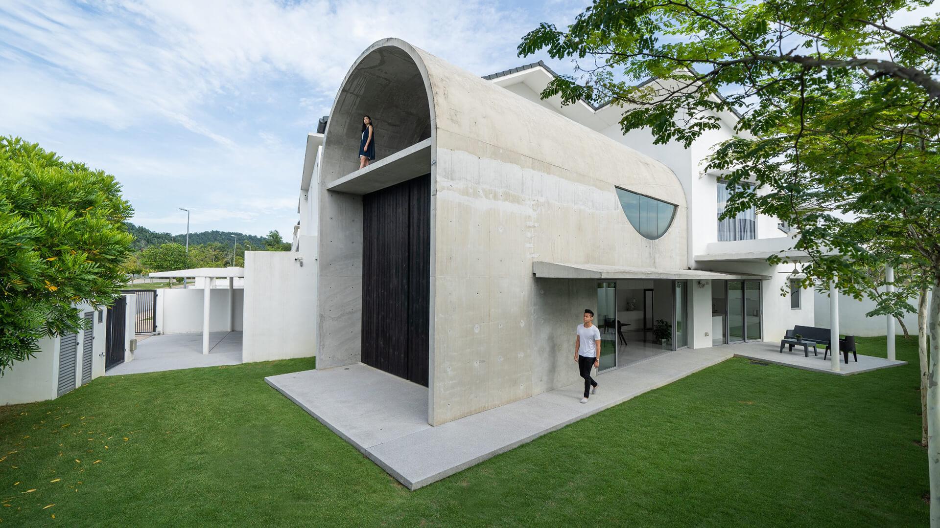 Bewboc House by Fabian Tan Architect Kuala Lampur, Malaysia | Fabian Tan | STIRworld