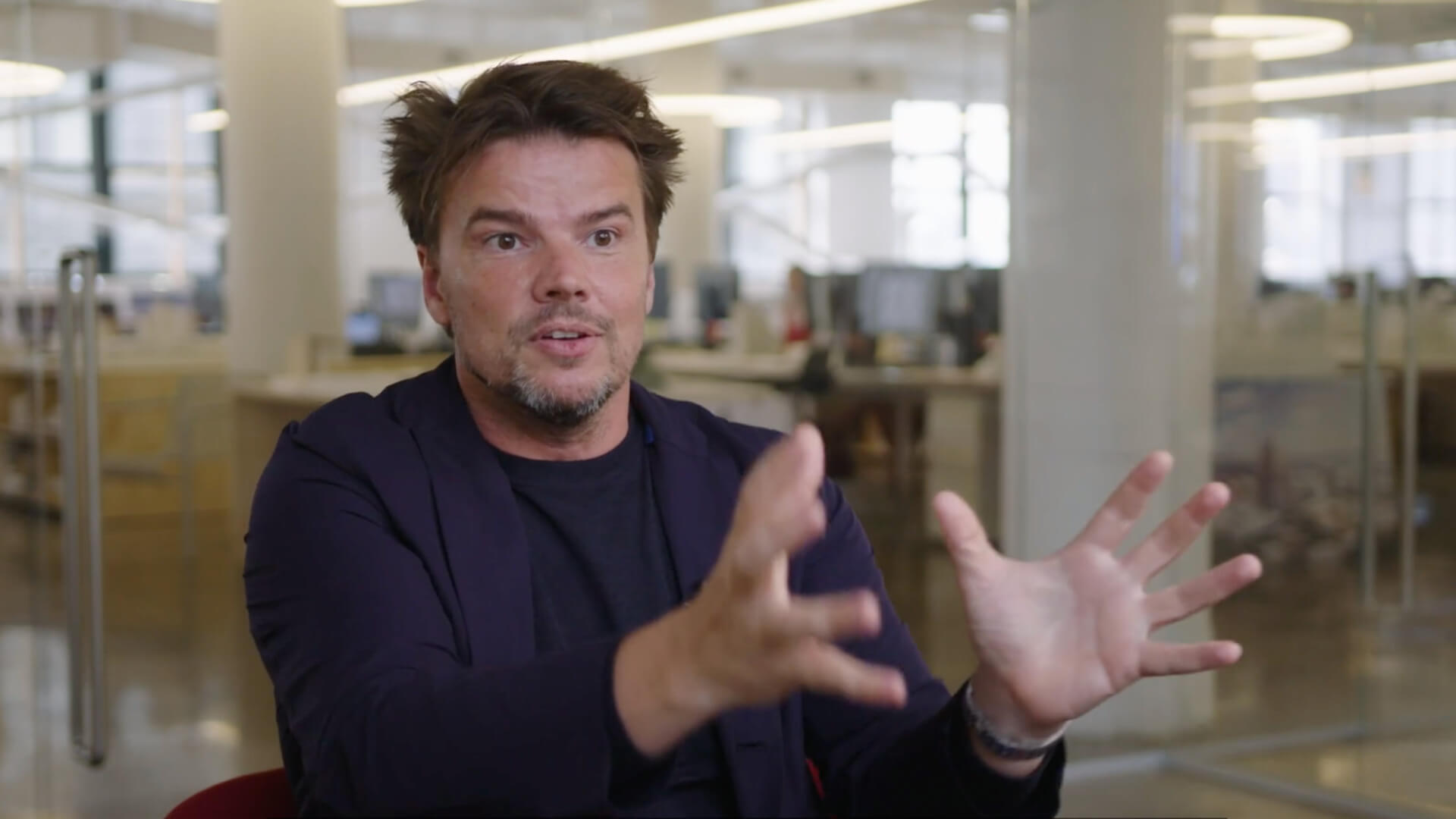 Bjarke Ingels from the Time Space Existence series | Time Space Existence | PLANE-SITE | STIRworld