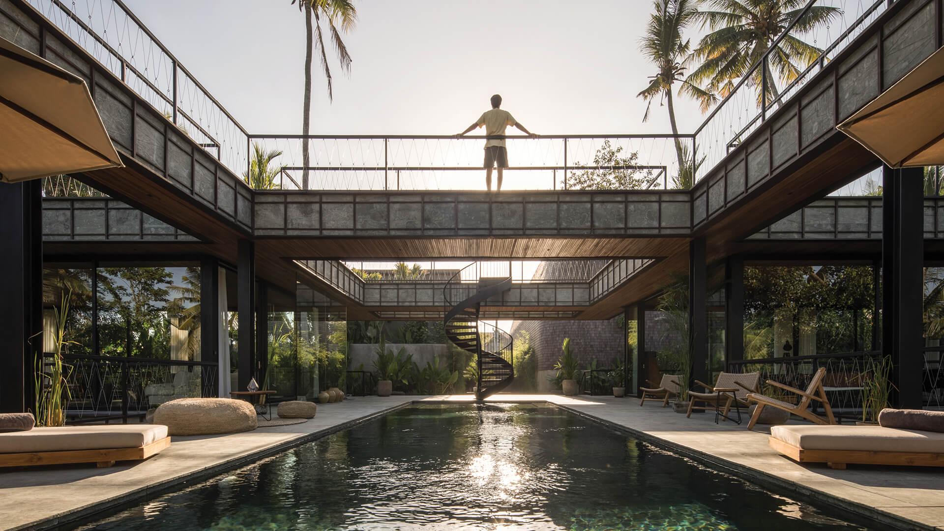 Bond House by Alexis Dornier in Ubud, Bali, Indonesia | Bond House by Alexis Dornier | STIRworld