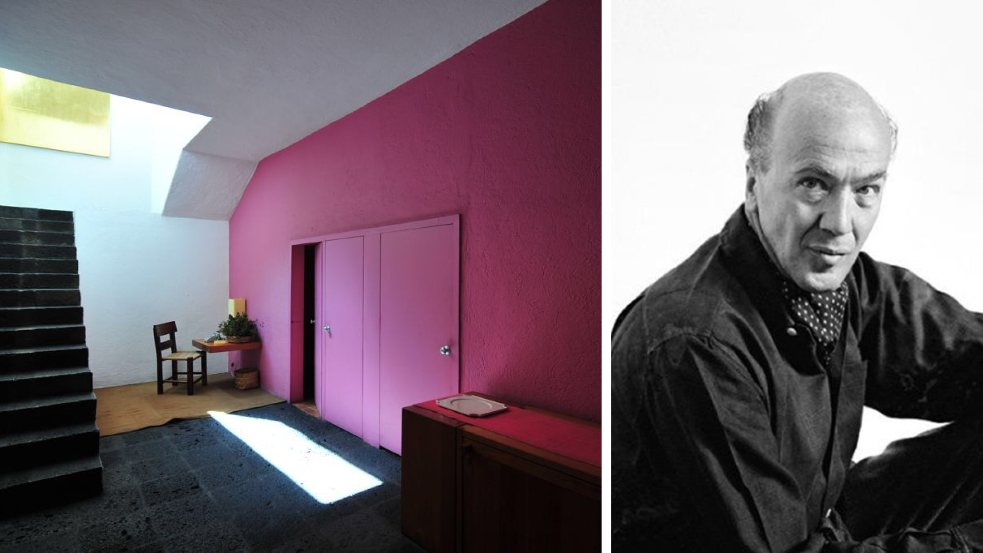 Casa Barragán in Mexico City, late Mexican architect Luis Barragán | Luis Barragán | STIRworld