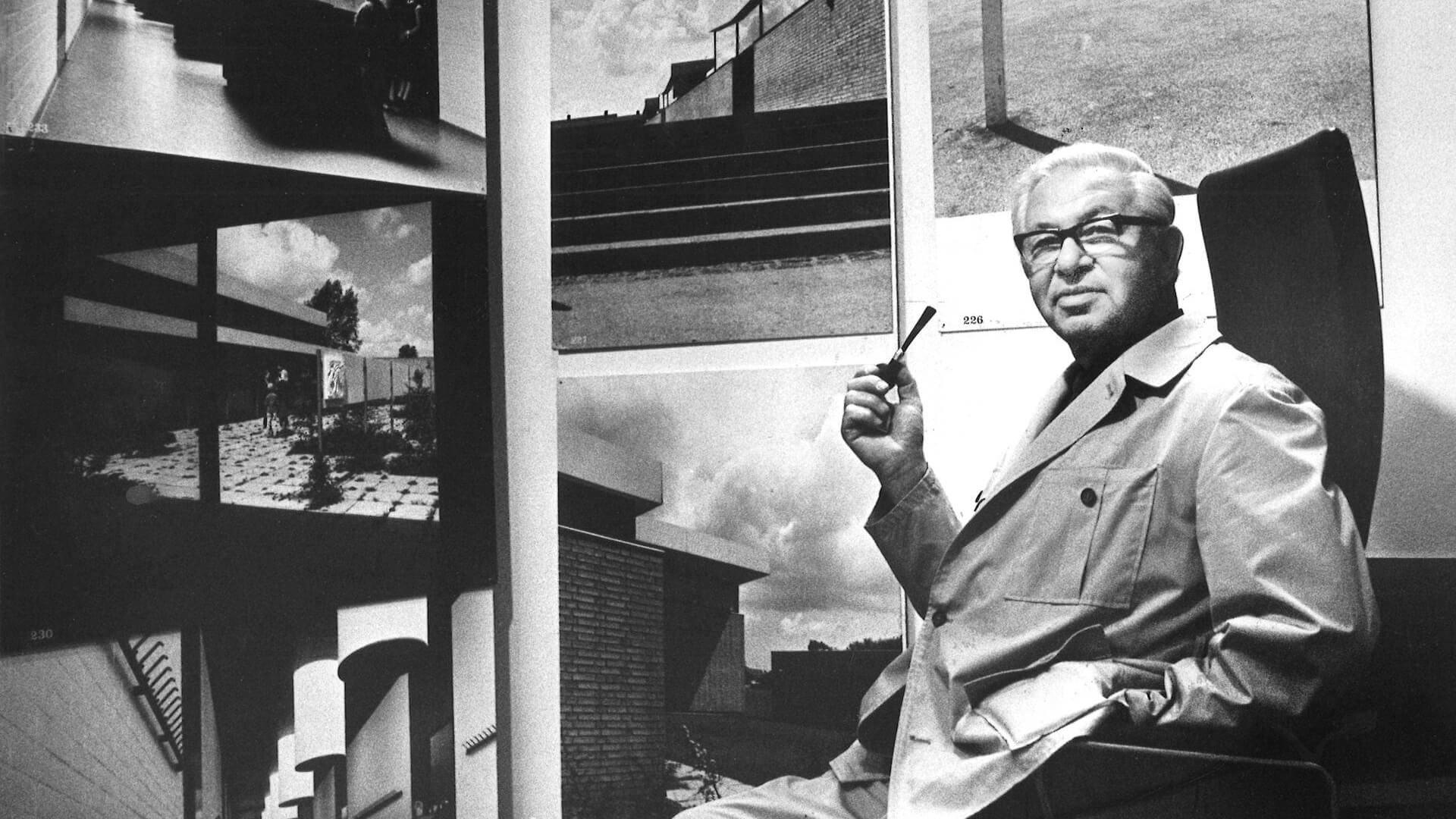 Danish architect Arne Jacobsen | Arne Jacobsen | Birth Anniversary | STIRworld