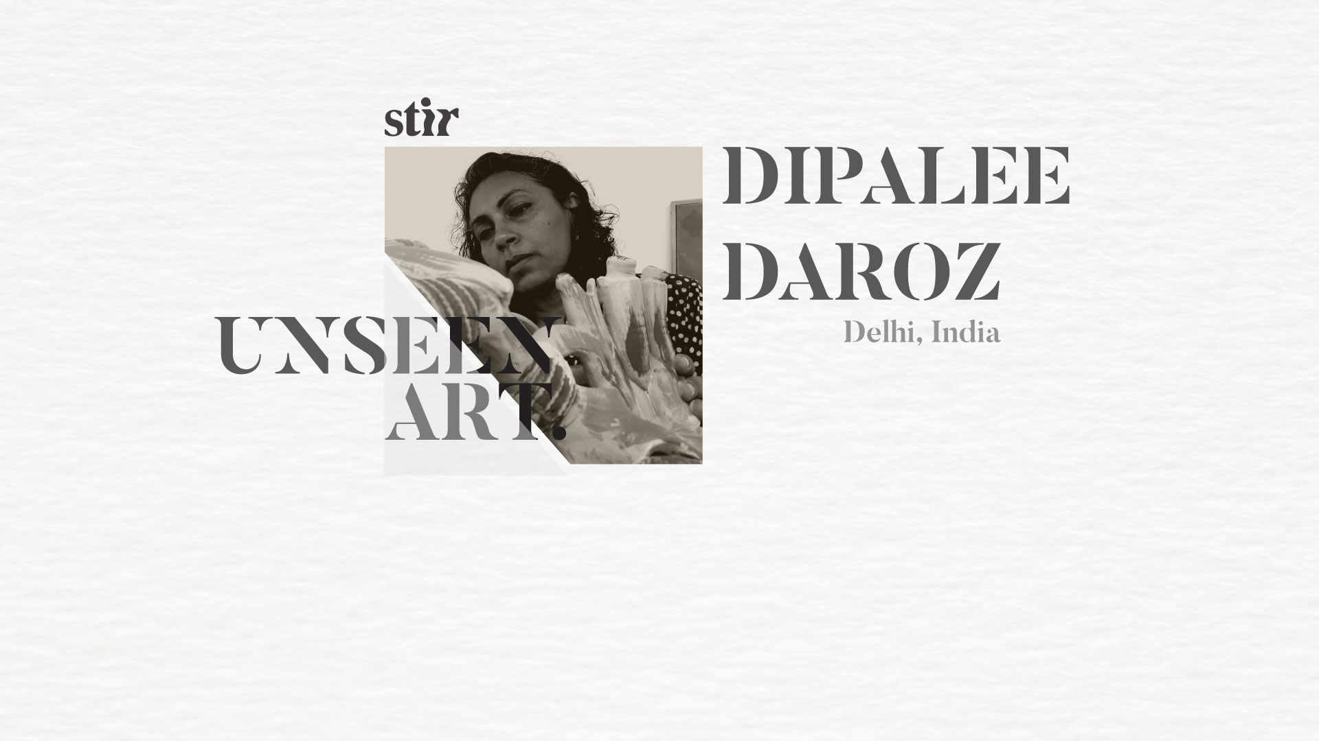 Dipalee Daroz | STIRworld