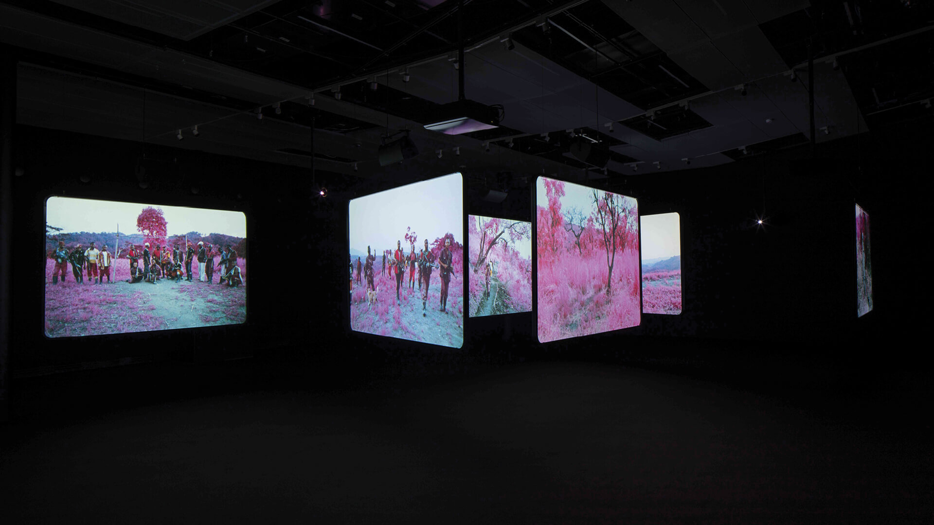 Richard Mosse's 'Displaced' breathes new life into documentary photography
