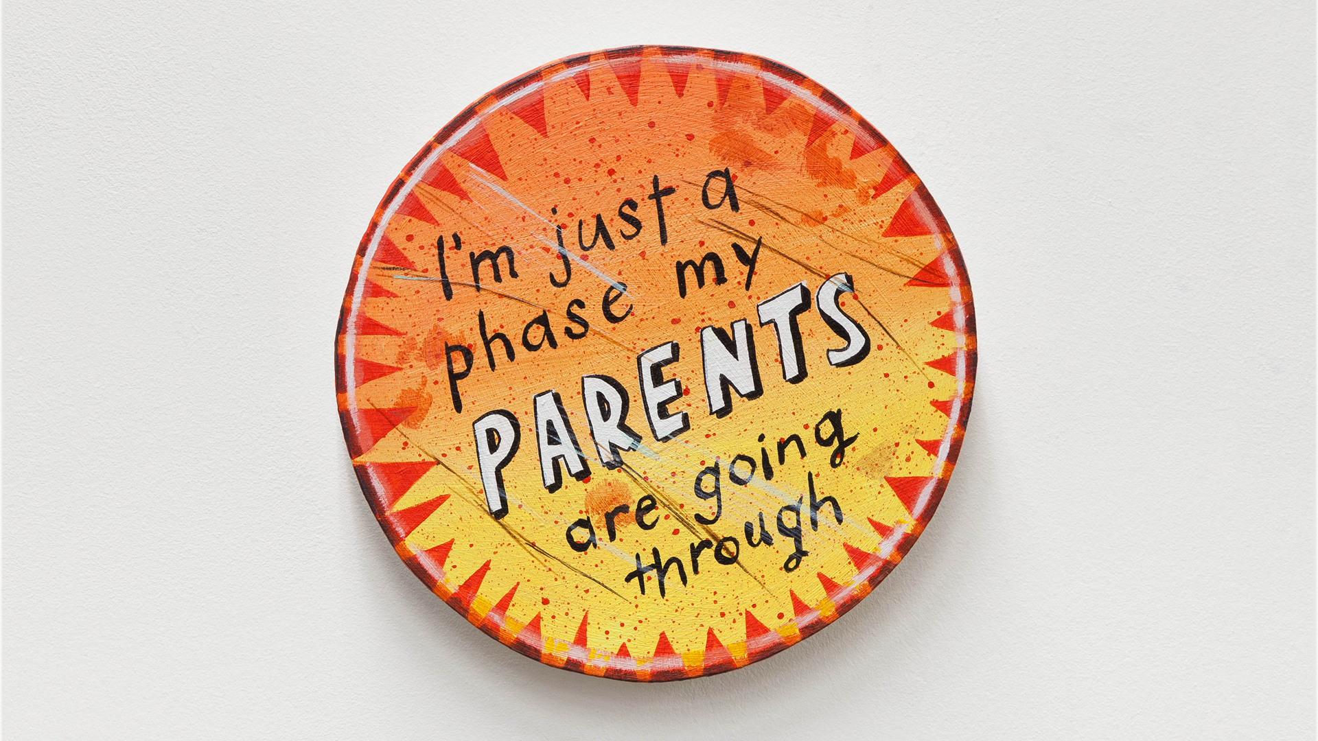 Flo Brooks, I'm just a phase my parents are going through, 2018, Courtesy of the artist and Project Native Informant London| Kiss my genders| STIR