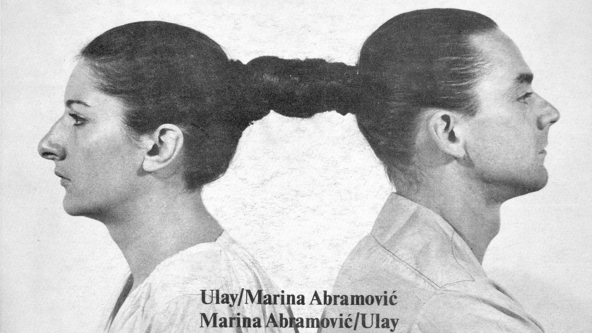 From L-R: Marina Abramovic and Ulay perform Relation in Time from the series titled That Self, at Studio G7, Bologna, Italy, 1977 | Tribute to Ulay | STIRworld