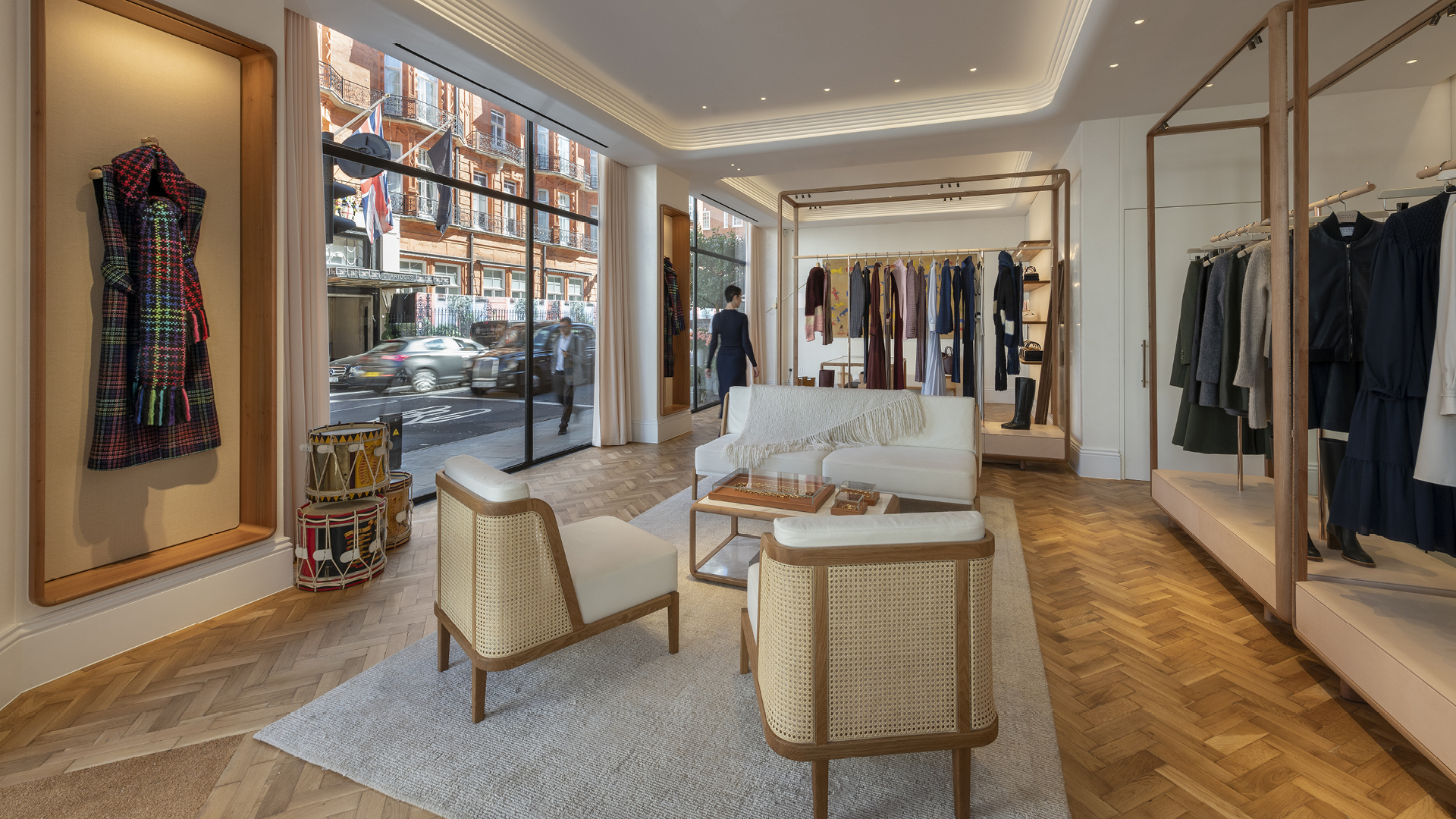 Gabriela Hearst's new store in London, designed by Foster + Partners | Gabriela Hearst London Store | Foster + Partners | STIRworld