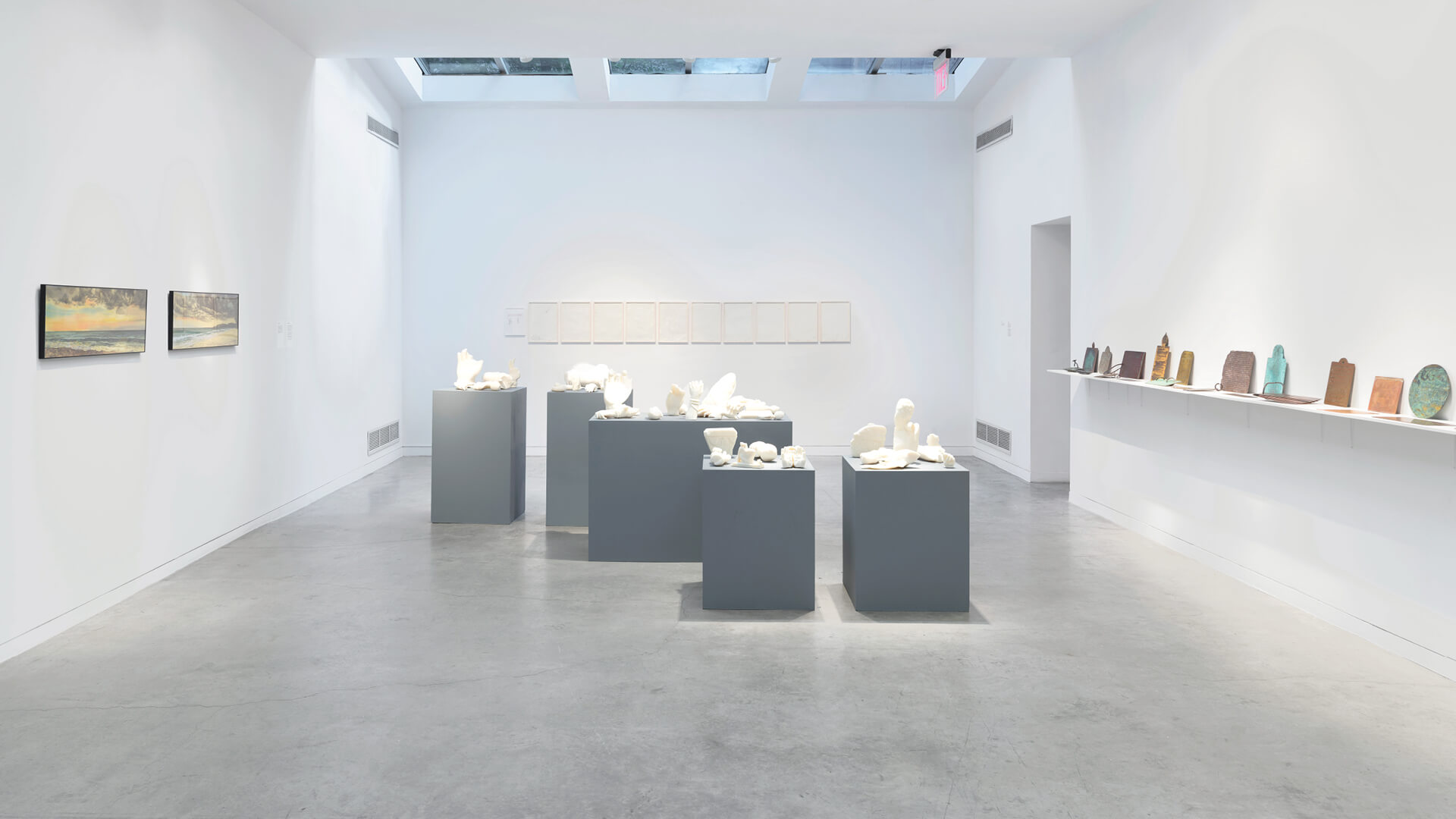 Given Time: The Gift and its Offerings, Installation View | Alex Frost | STIRworld