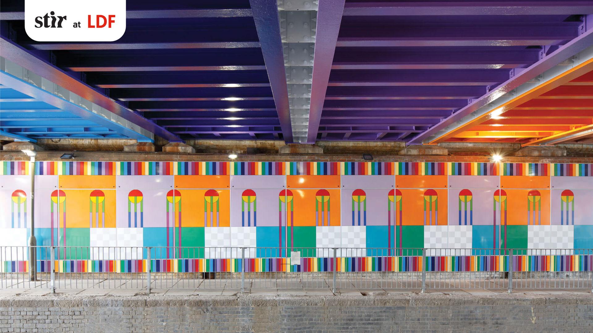 Happy Street by Yinka Ilori  London Design Festival   STIRworld