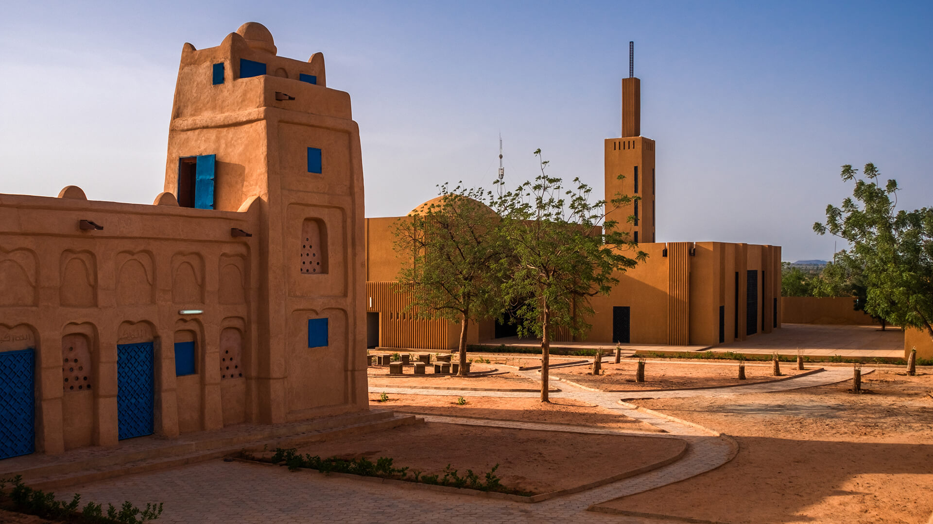 Hikma - a culture and education hub in Niger where the secular and religious peacefully co-exist to cultivate minds and strengthen the community | Yasaman Esmaili | Studio Chahar | STIRworld