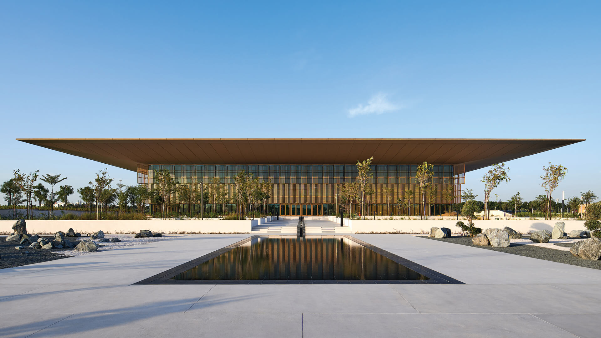 House of Wisdom designed by Foster + Partners | House of Wisdom Library designed by Foster + Partners| STIRworld