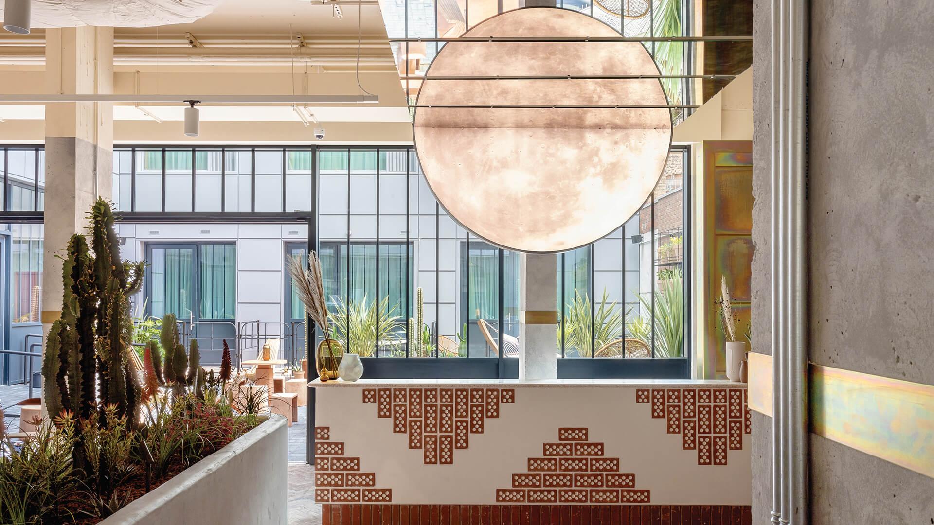 Inside the Californian desert inspired interiors of Bermonds Locke apartment hotel   Bermonds Locke Hotel by Holloway Li   STIRworld