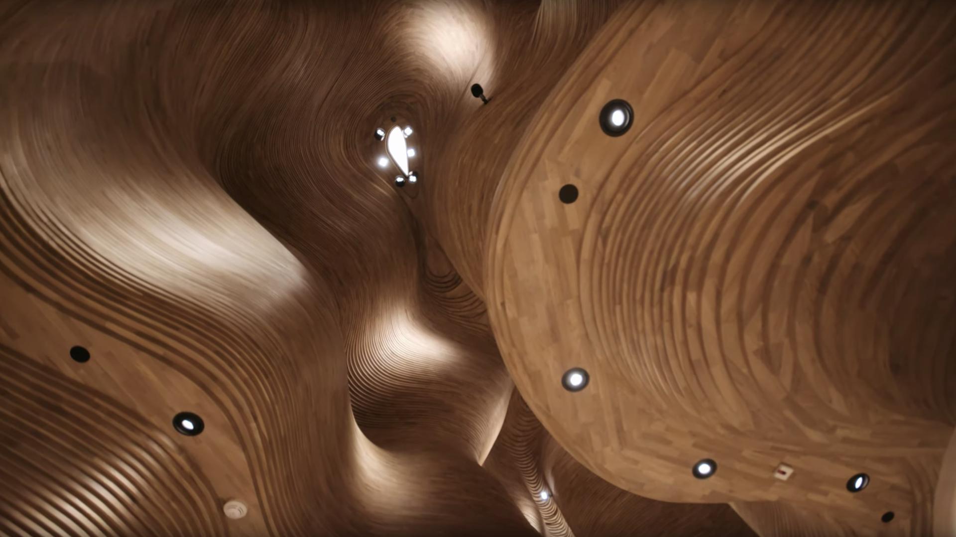 Interiors of Qatar Museum by Koichi Takada Architects | Qatar Museum Interiors | Koichi Takada Architects| STIR