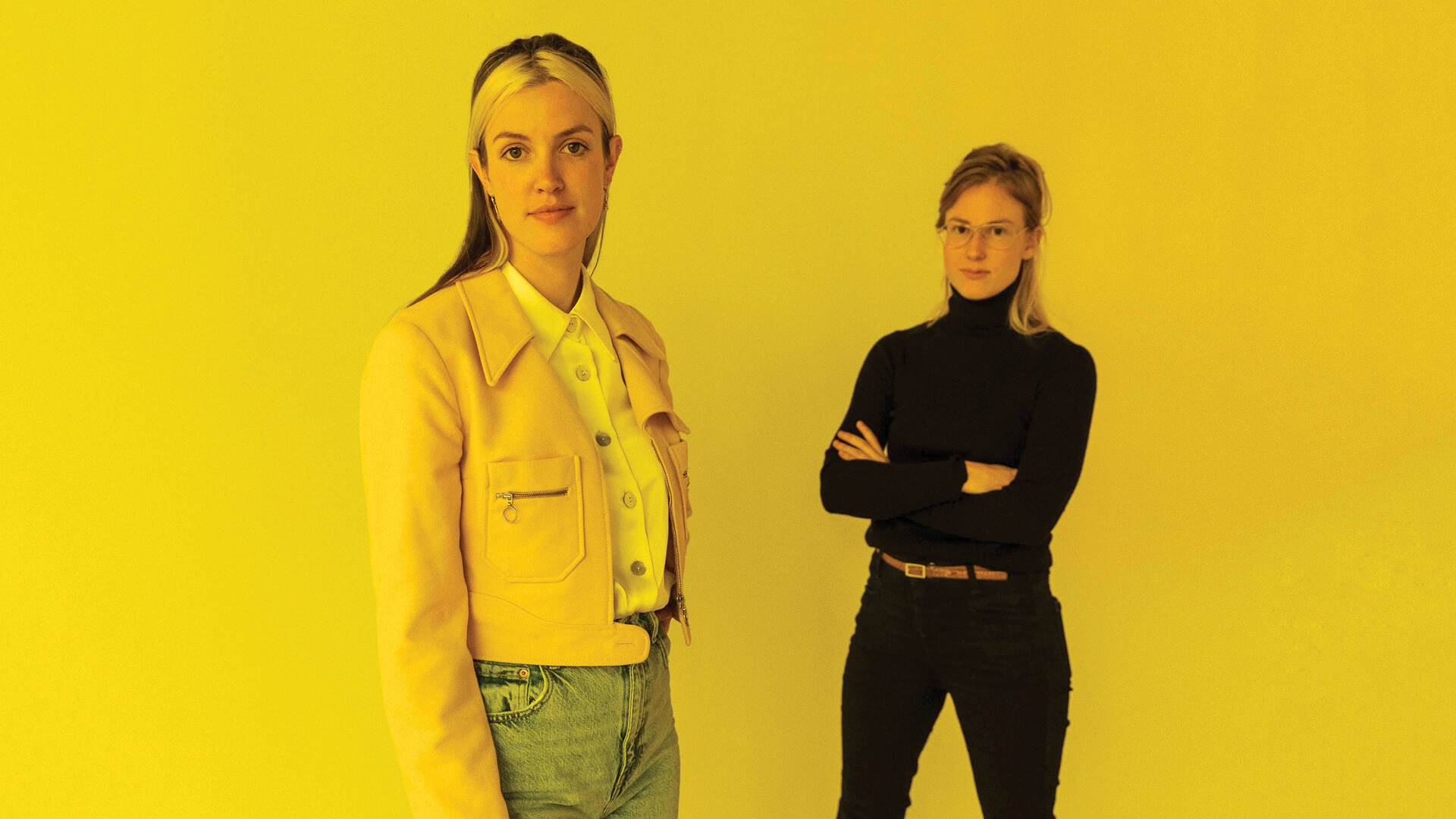 Johanna Rietveld and Anika Schroter of Art/Switch talk about waste and art
