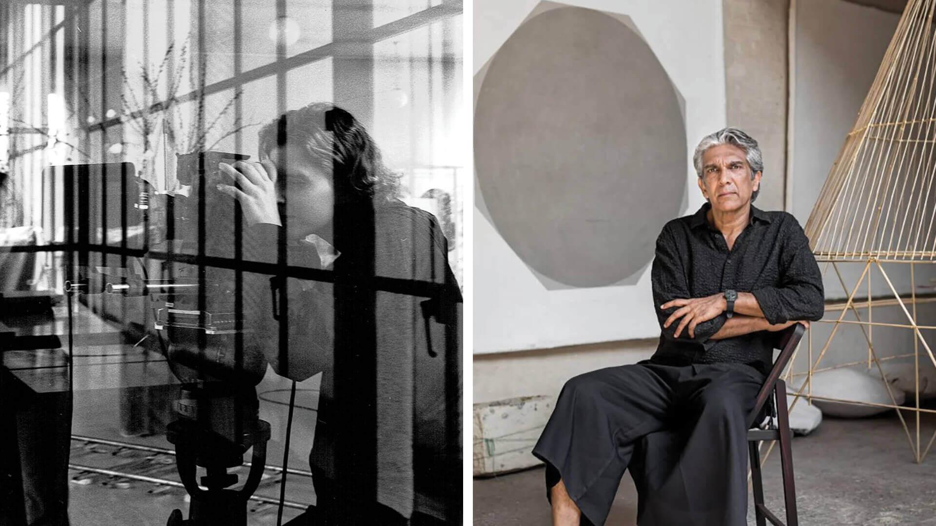 L to R: Luisa Lambri and Bijoy Jain | Alma Zevi | STIRworld