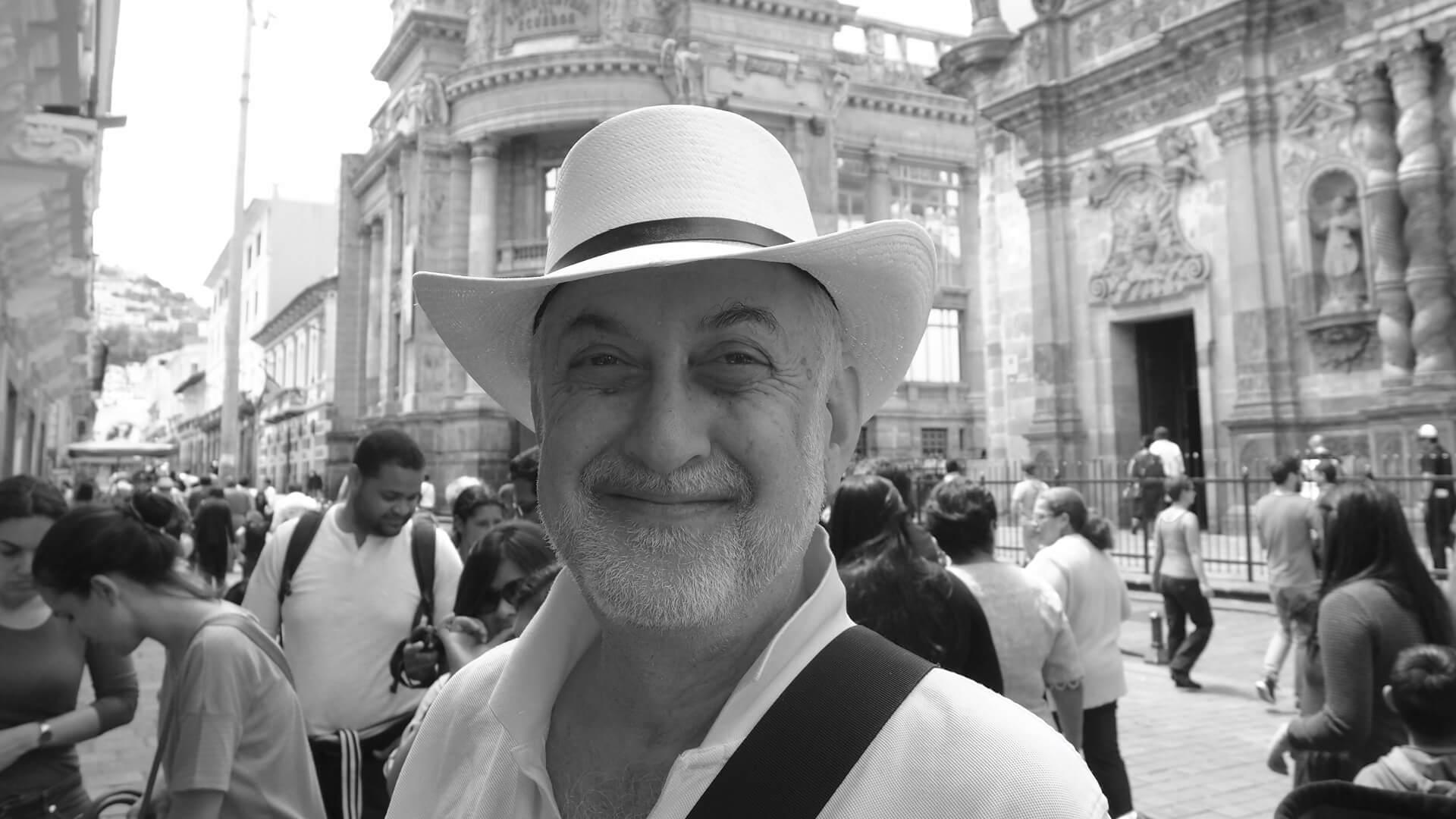 Late architect, urbanist and writer Michael Sorkin | Remembering Michael Sorkin | Laurie Sheck | STIRworld