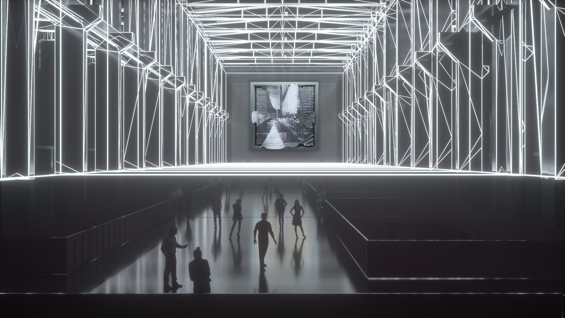 Latent Being, an immersive audiovisual installation by Refik Anadol | Latent Being | Refik Anadol | STIRworld