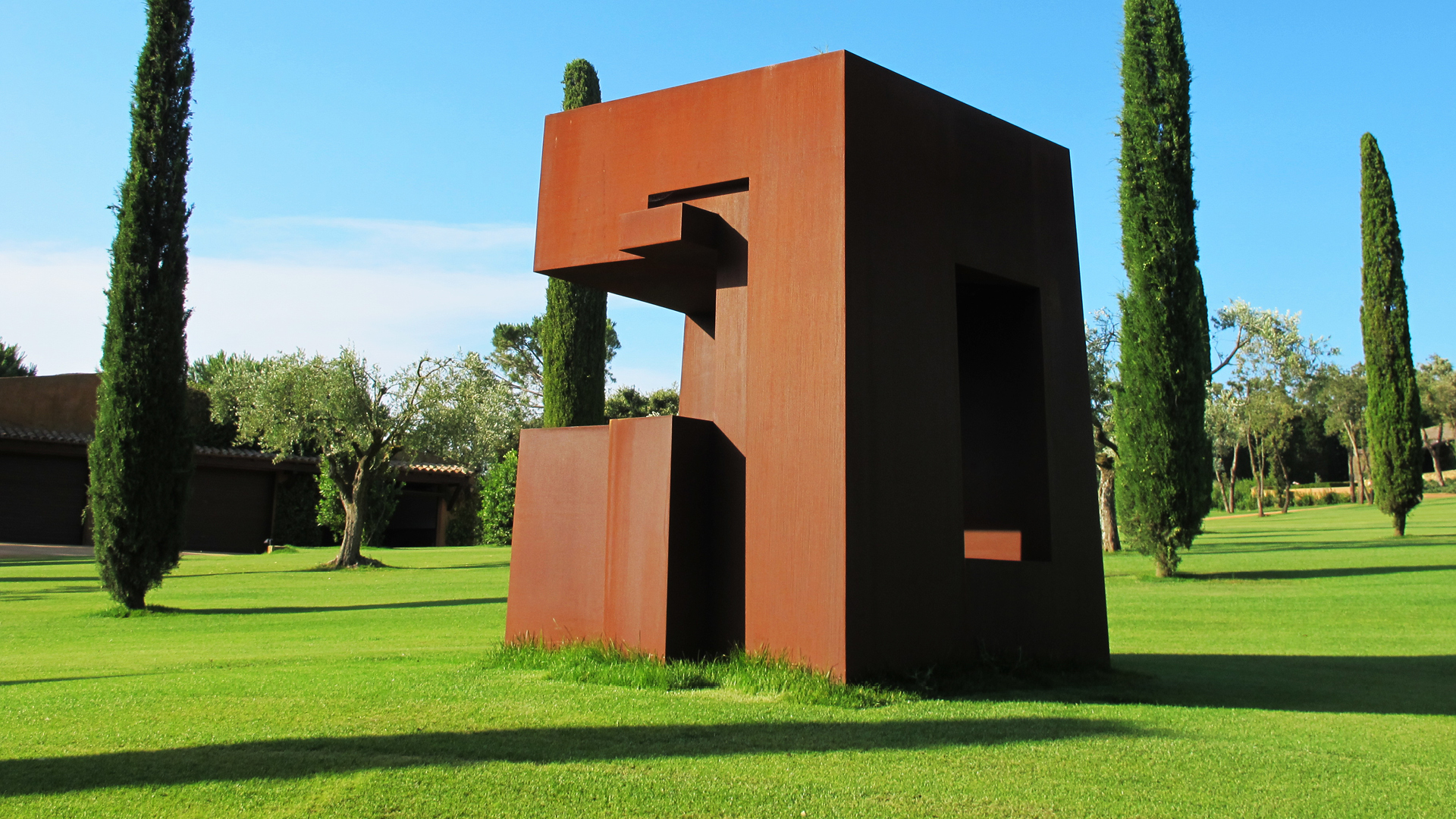 Magli, 2010. CorTen Steel | Alberto Udaeta | STIRworld