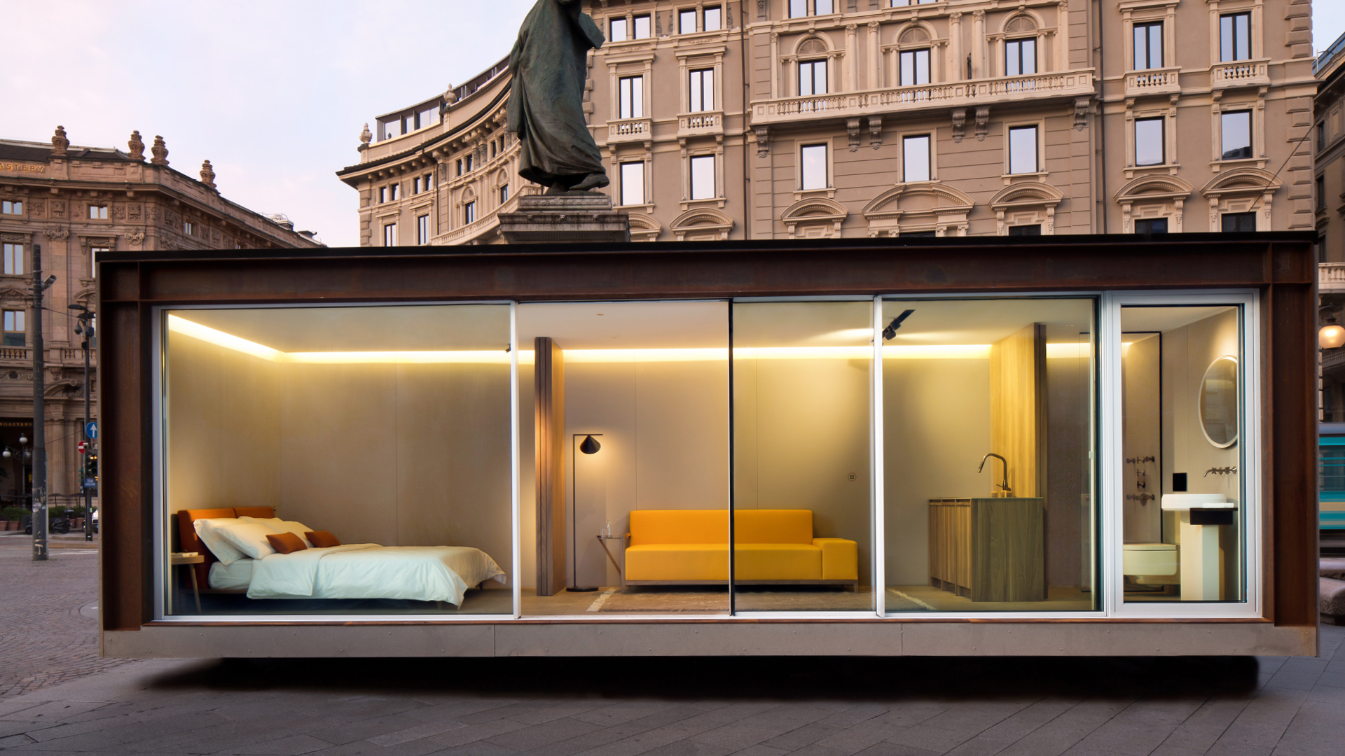 Architect Michele Perlini's NO.MADE brings luxury to wanderlust
