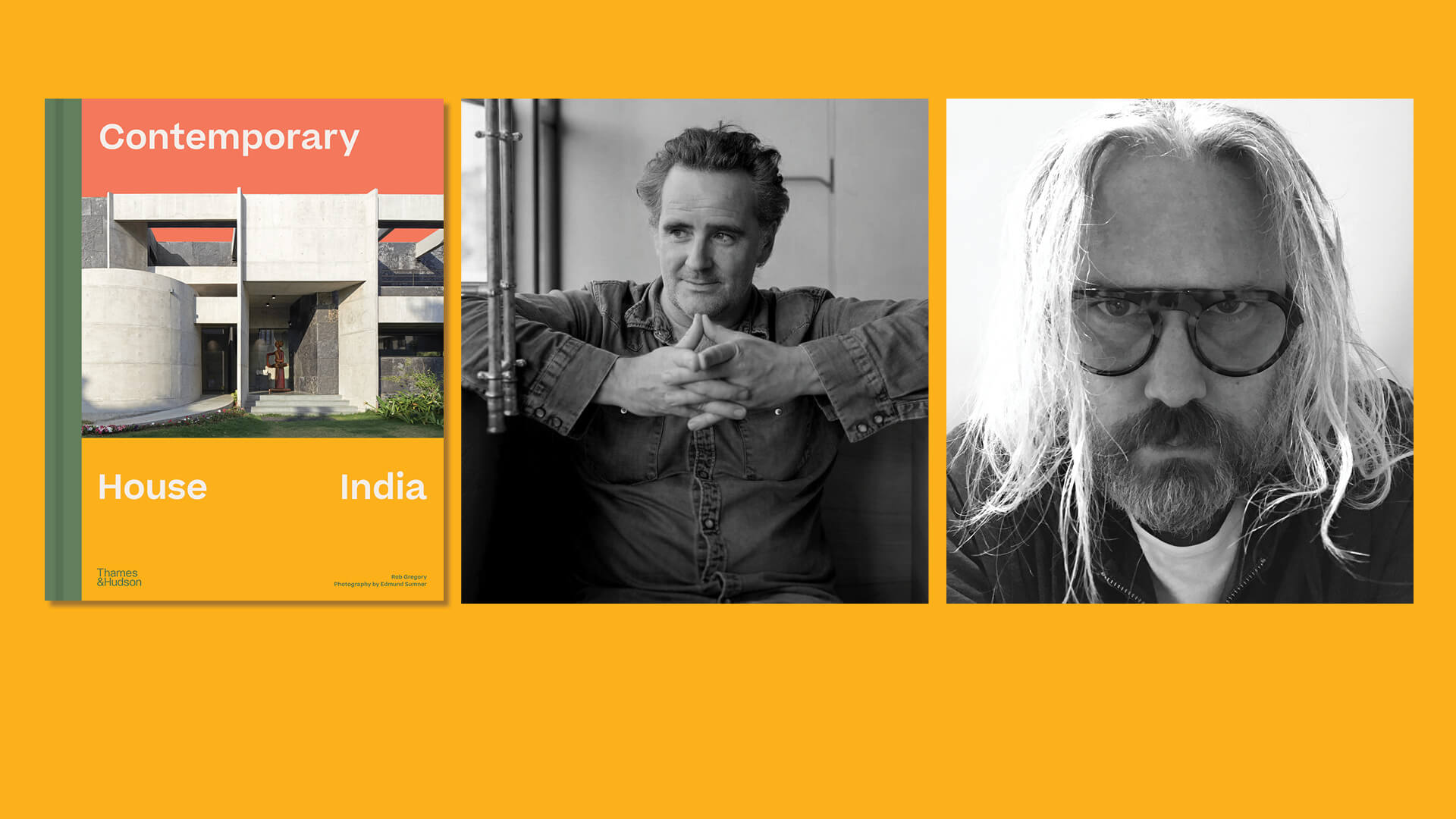 Photographer Edmund Sumner and academic Rob Gregory gauge the essence of the contemporary Indian home through their book   Contemporary House India: Interview with Edmund Sumner and Rob Gregory   STIRworld