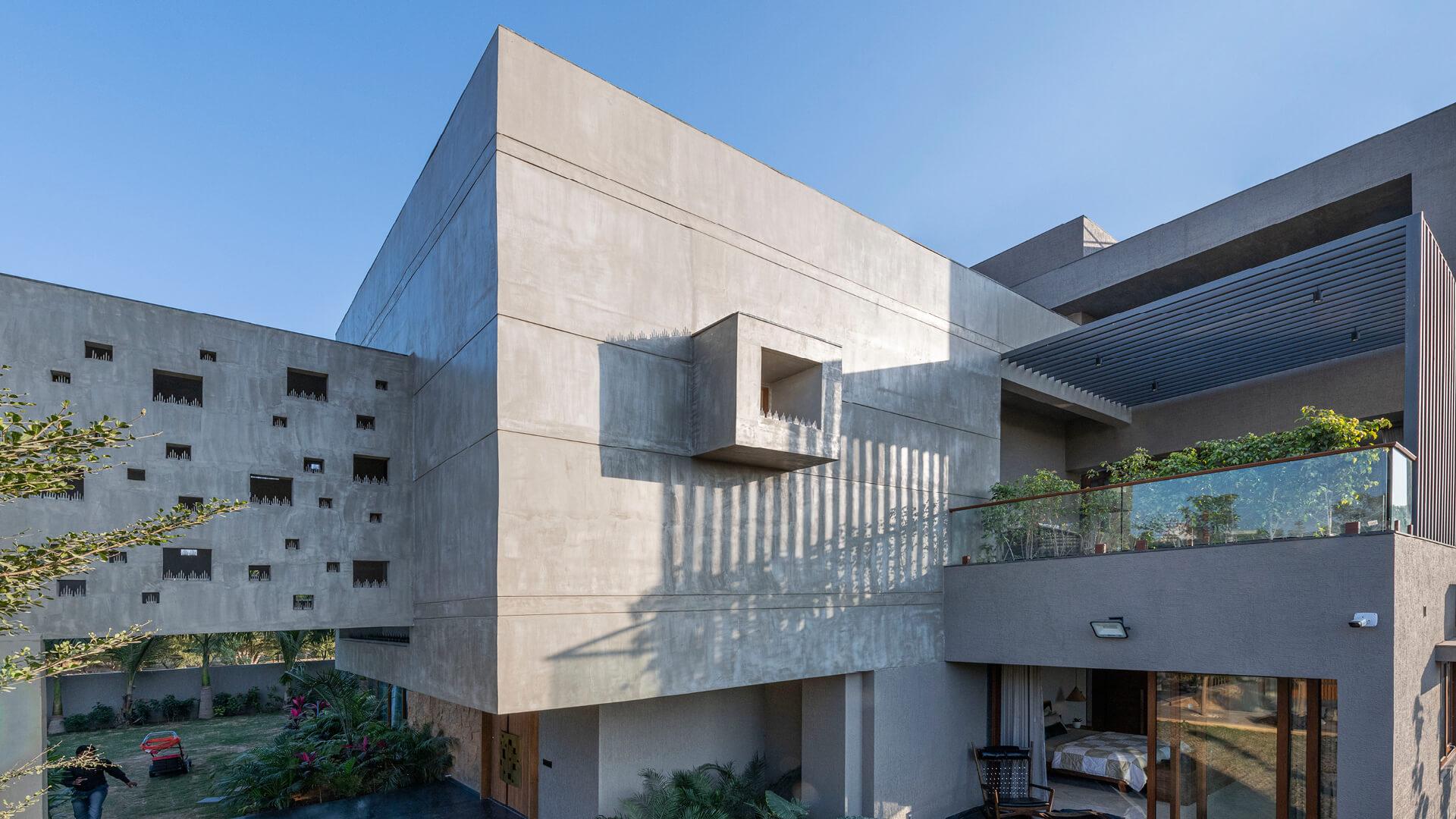 Pixel House | The Grid Architects | Ahmedabad, India | STIRworld