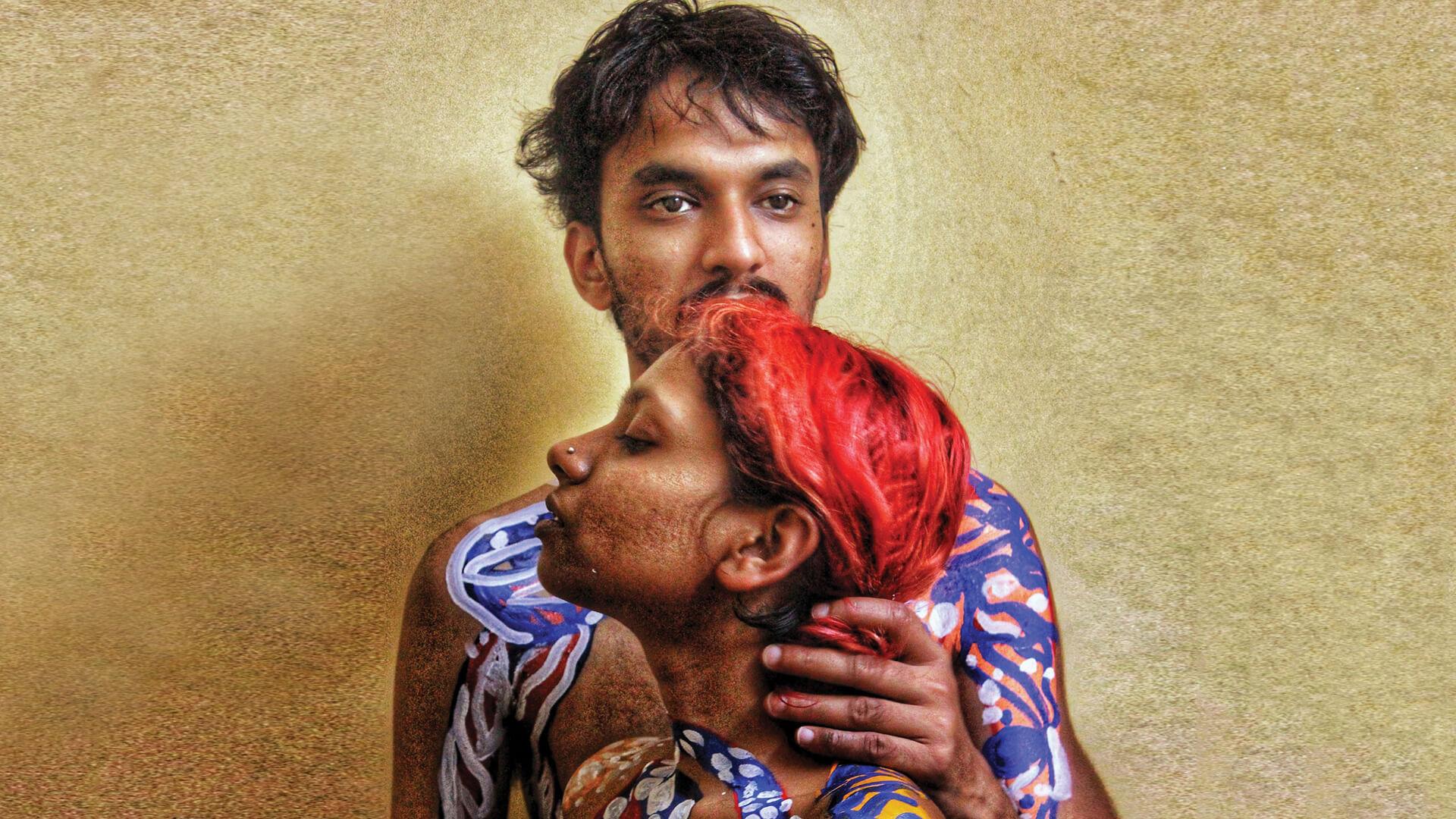 Ratyaditya Verma examines his body-based art practice, influences and inspirations