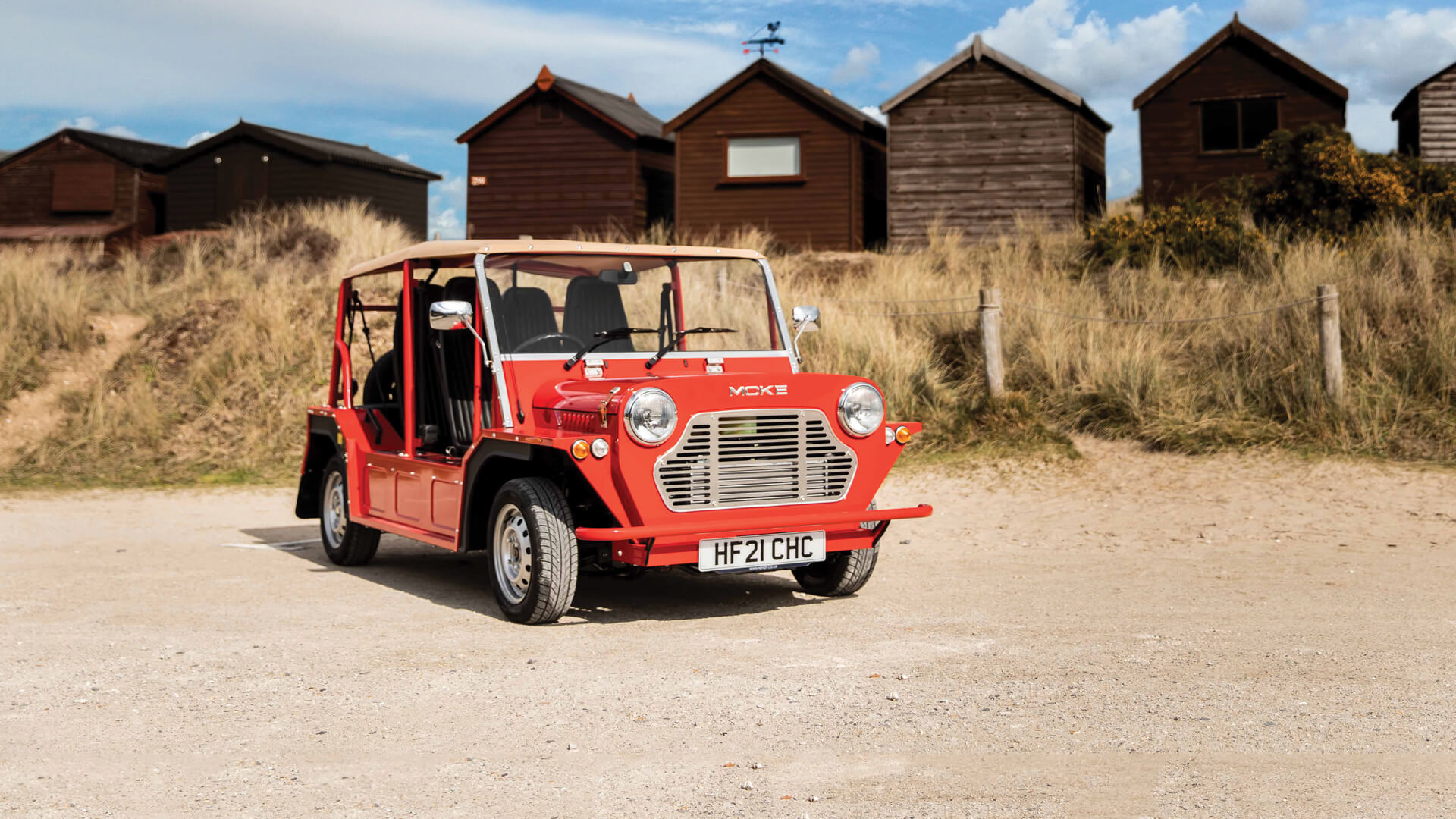 Re-engineered in Britain, manufactured in France, the new Moke integrates pertinent elements of today's automotive technology for a new generation of drivers | Moke by Michael Young | STIRworld