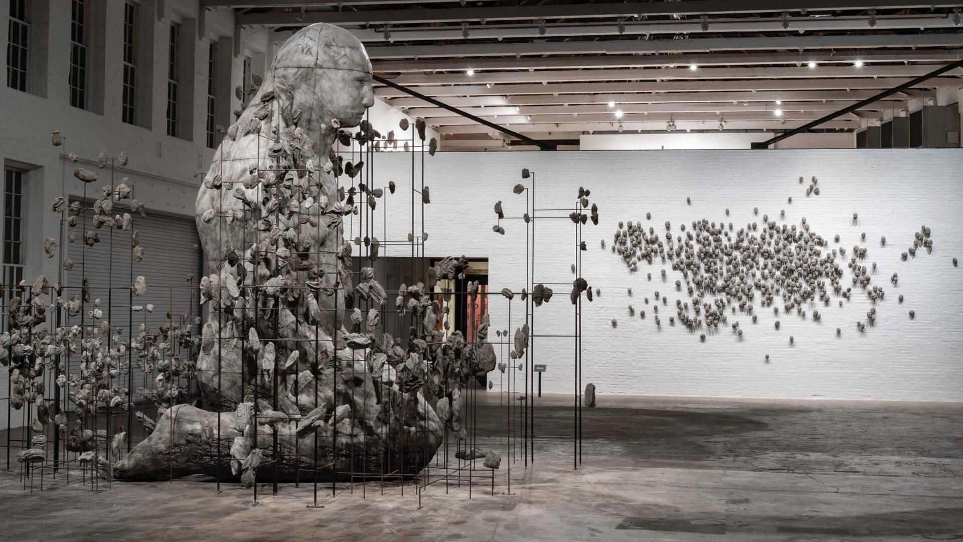 Remain (installation view)| Ledelle Moe | STIRworld