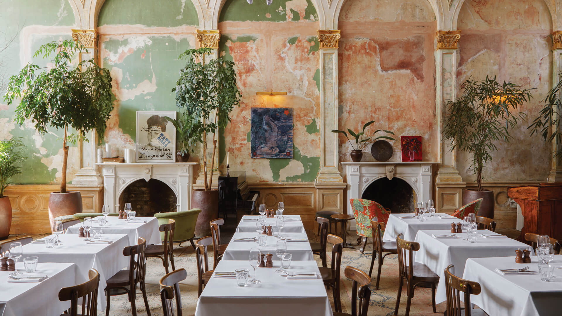 Sessions Arts Club in London brings together the best of art, design and food under one roof | Sessions Arts Club | Cabin Studios, Sätila Studios and SODA Studio| STIRworld