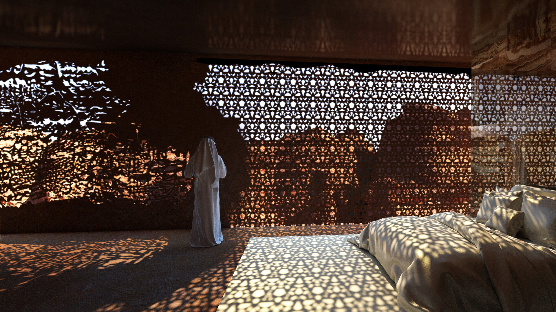 Sharaan Resort designed by Ateliers Jean Nouvel uses nature as a precursor to design | Sharaan Resort | Jean Nouvel | STIRworld
