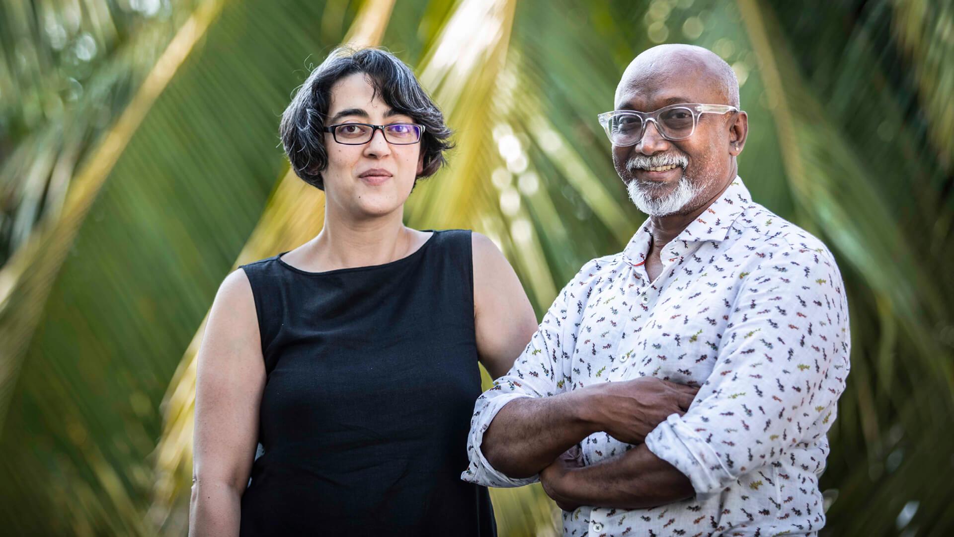 Shubigi Rao and Bose Krishnamachari | Kochi-Muziris Biennale | STIRworld