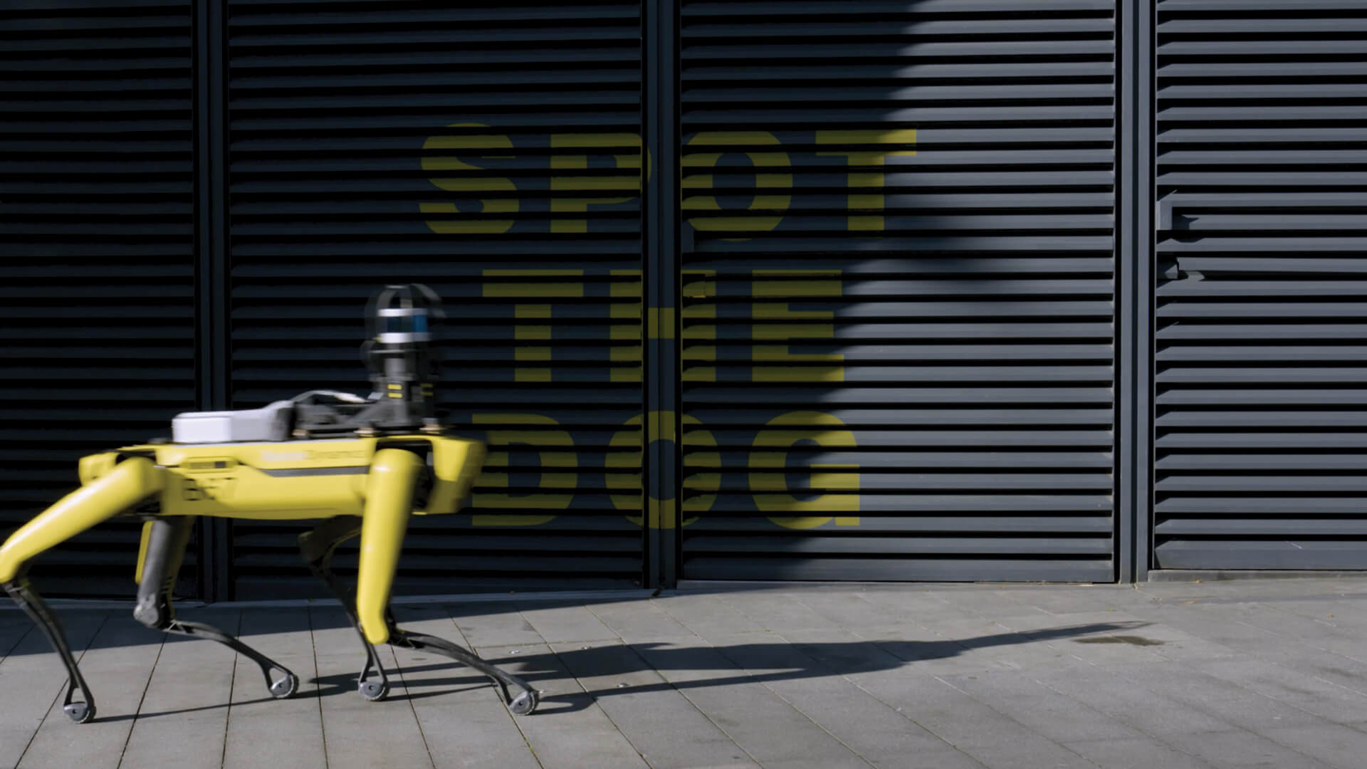 SPOT the robotic dog by Boston Dynamics, employed at Foster+Partners' latest project site | SPOT Robotic Dog | Foster+Partners and Boston Dynamics | STIRworld