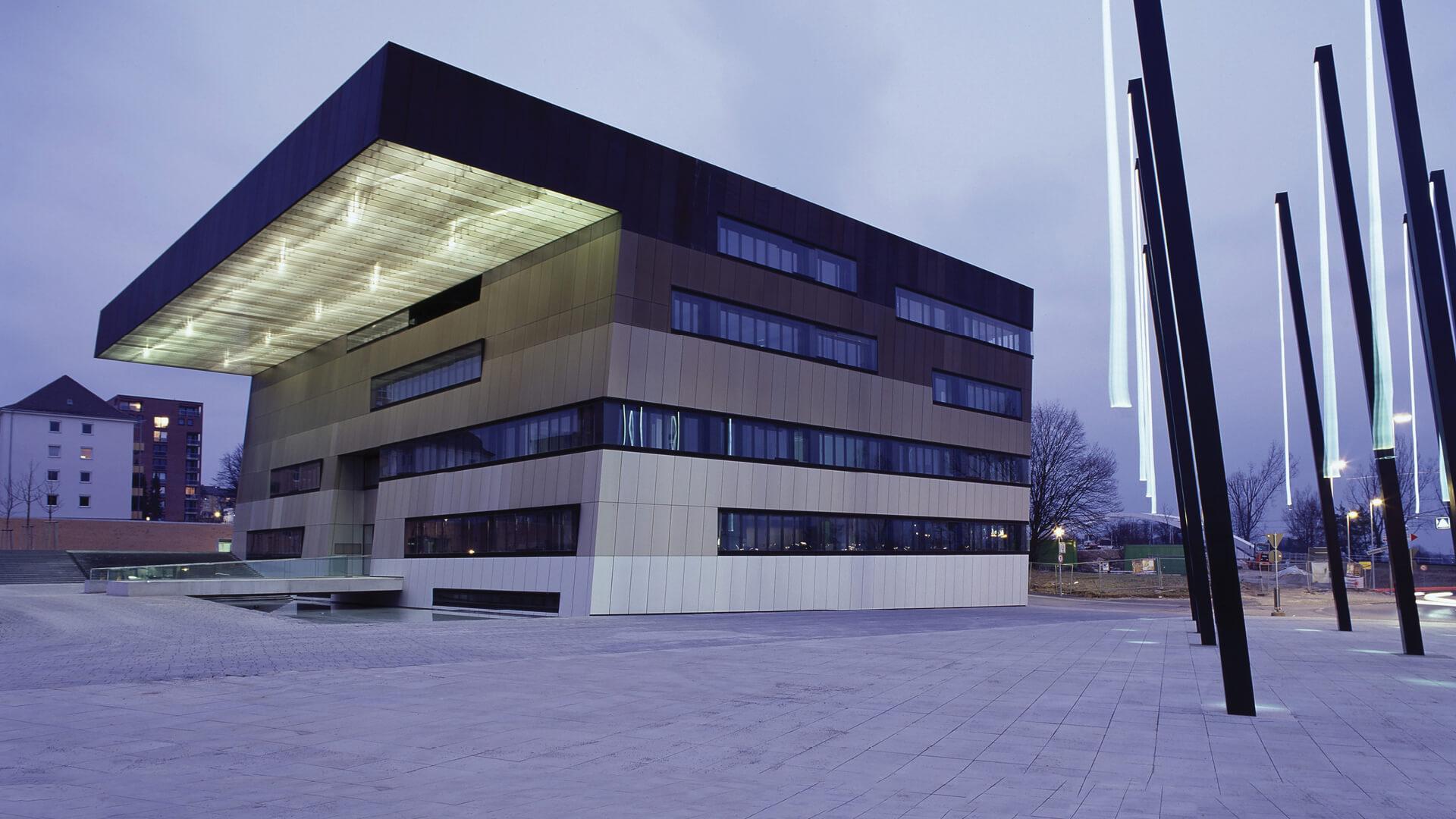 Stadt.haus Ostfildern, Stuttgart | J.Mayer.H | STIRworld
