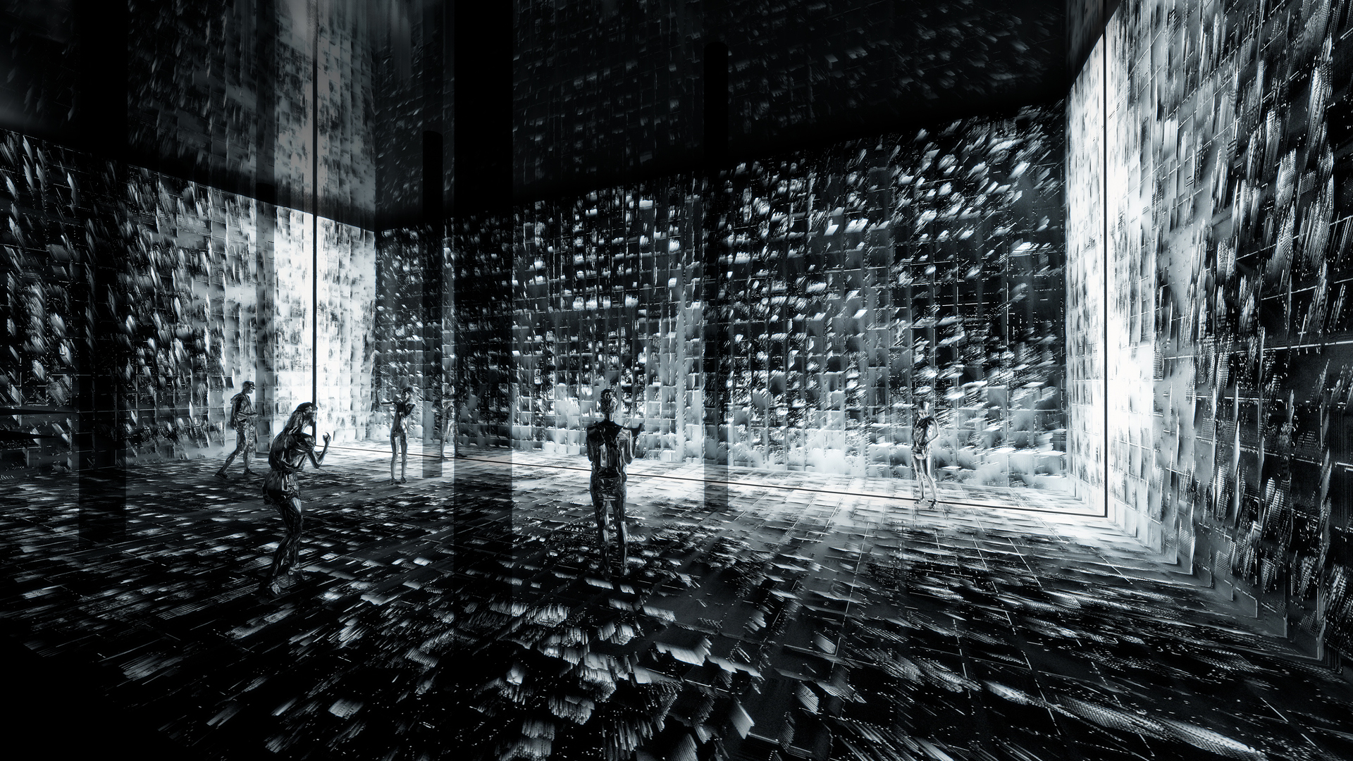Still 1, Machine Hallucination| Machine Hallucination| Refik Anadol| Artechouse| STIR