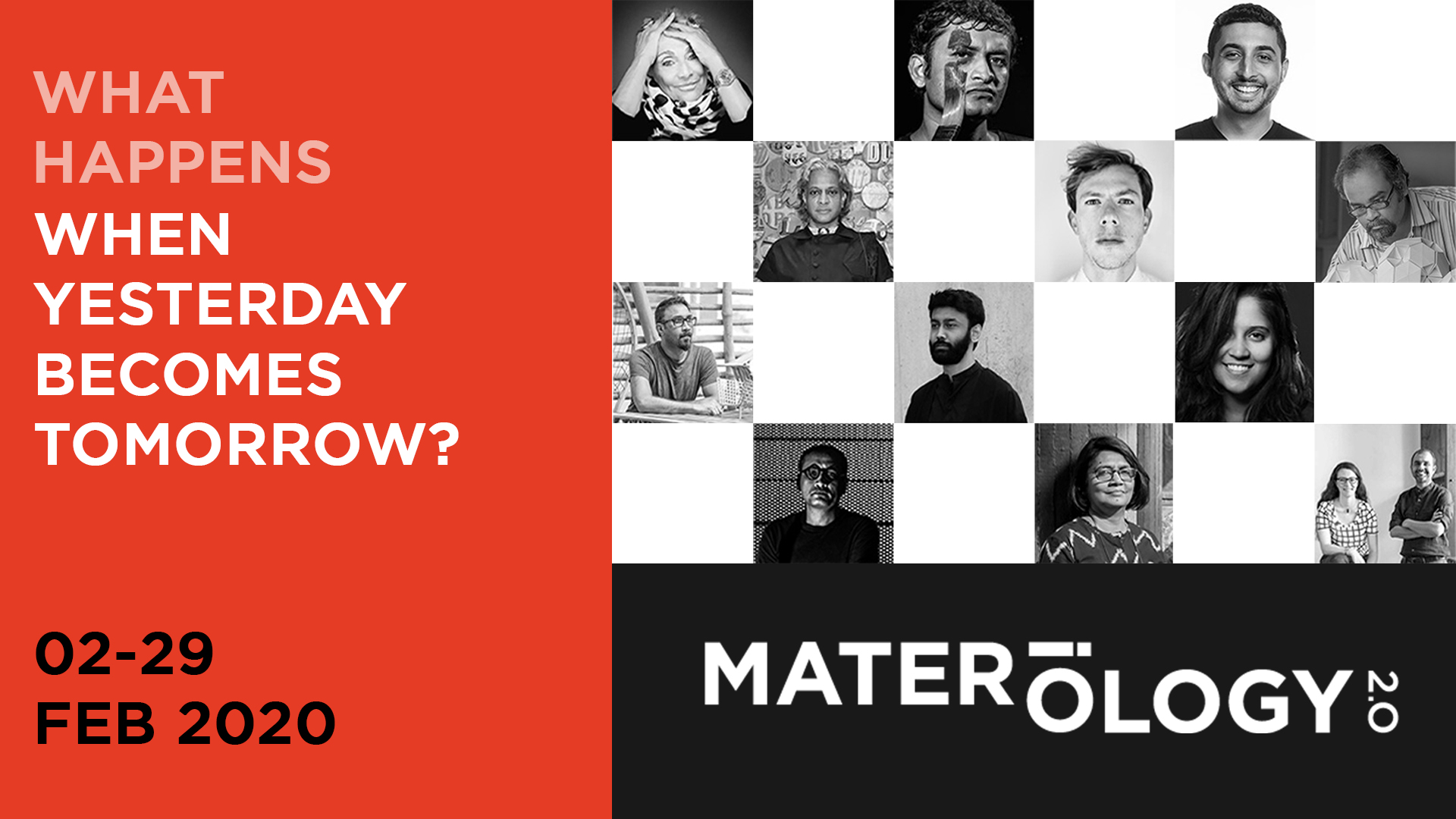 STIR presents Materiology 2.0 – What Happens When Yesterday Becomes Tomorrow? | What Happens When Yesterday Becomes Tomorrow | Materiology 2.0 | STIRworld