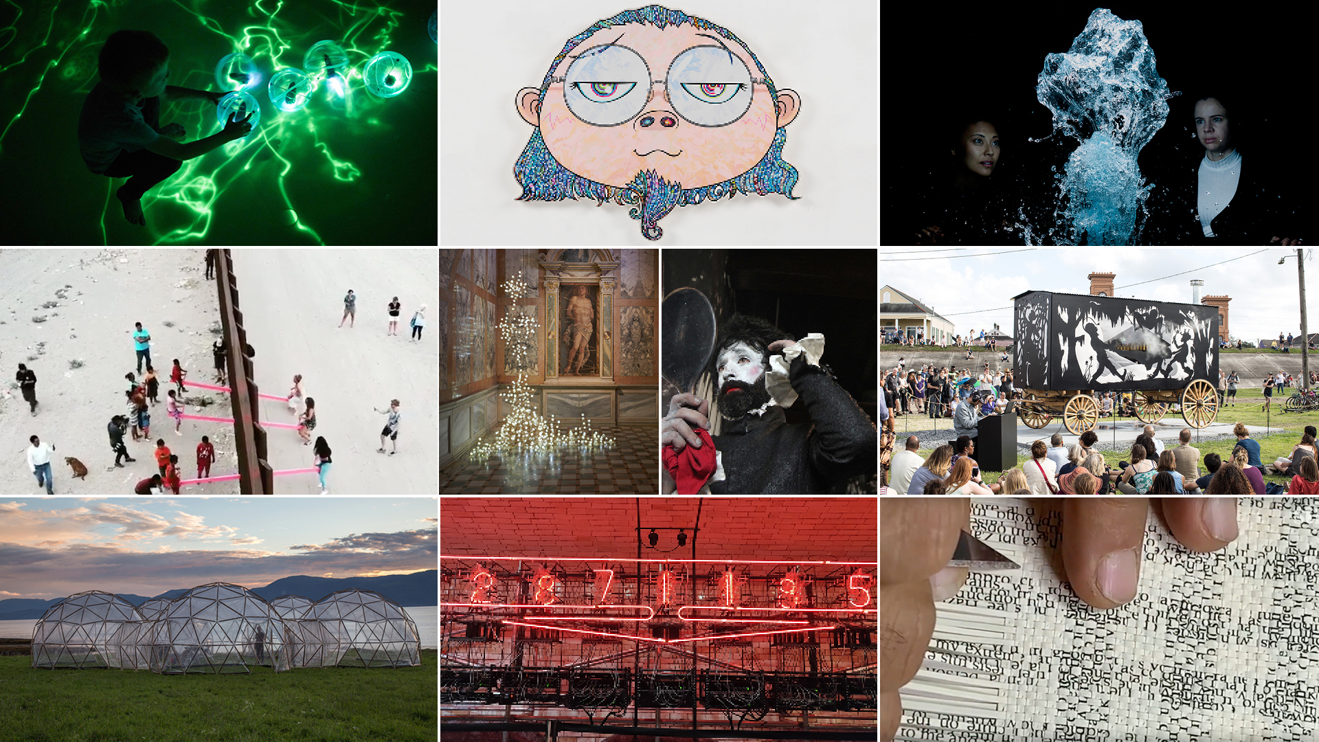 STIR's roundup of the top 10 exhibitions and artworks of 2019 that were powerful, distinctive and unforgettable | Project name/Exhibition Name/Event Name/ | Designer/Artist/Architect | STIRworld