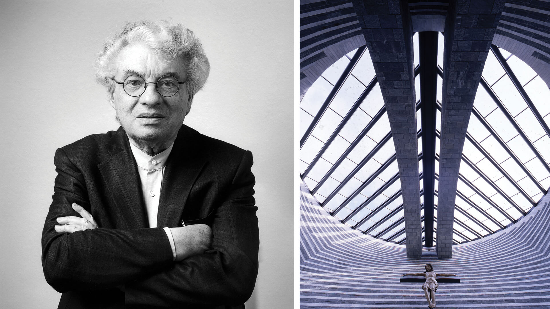 Mario Botta says memory and history should be architects' main sources of inspiration