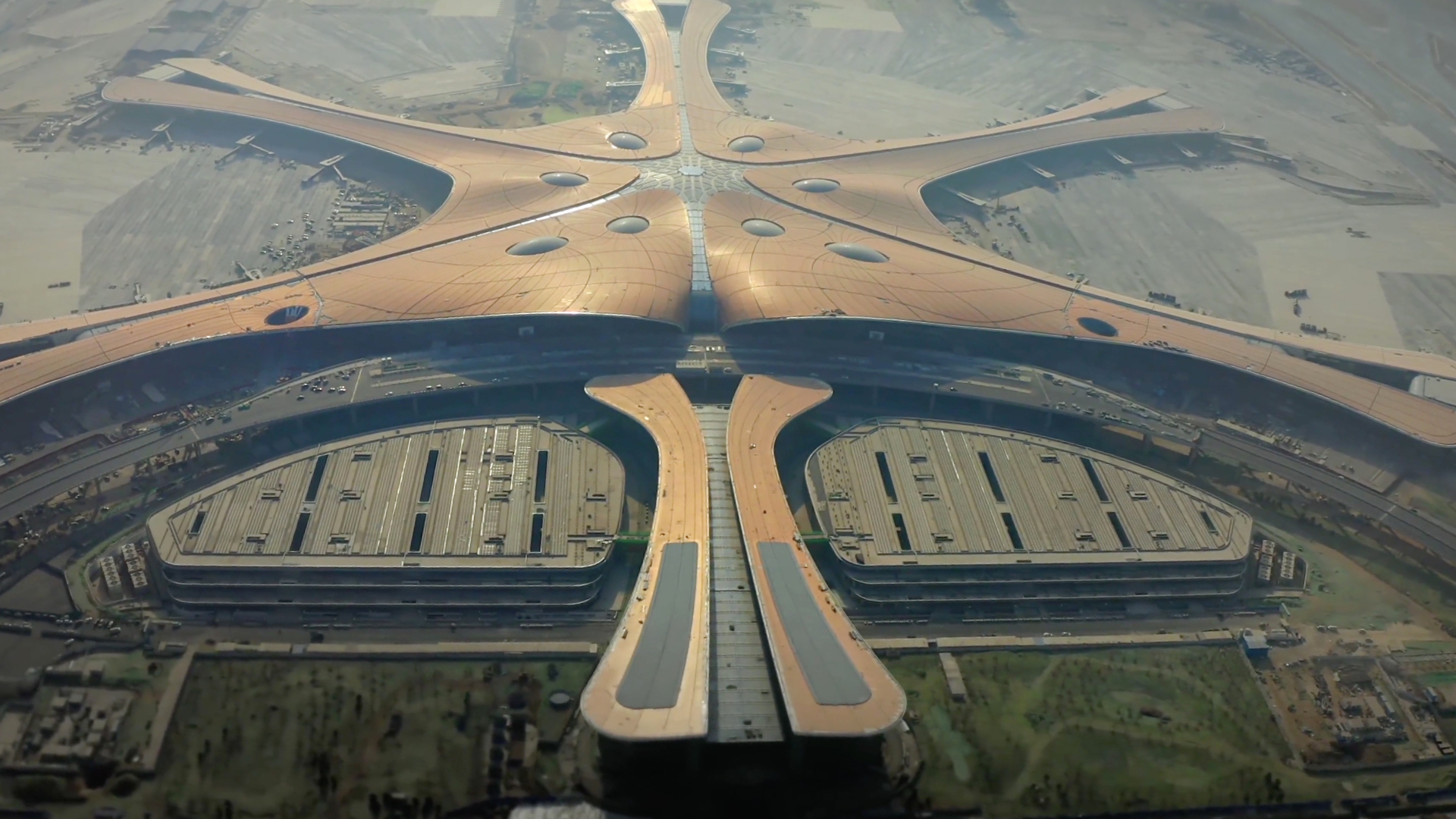 The Beijing Daxing International Airport in China, designed by Zaha Hadid Architects | Beijing Daxing International Airport | Zaha Hadid Architects | STIRworld