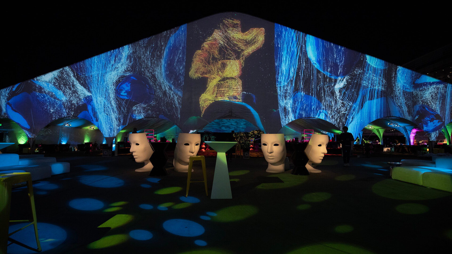 The Boundary by Takuma Nakata at Adobe MAX Los Angeles | The Boundary | Takuma Nakata | STIRworld