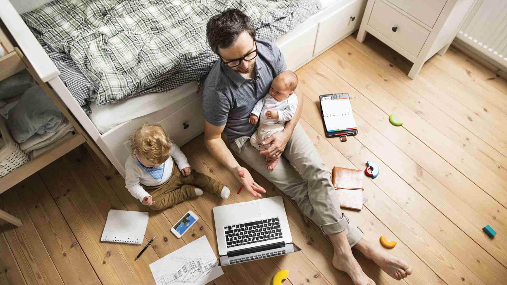 Digital Legacies: Remote Work