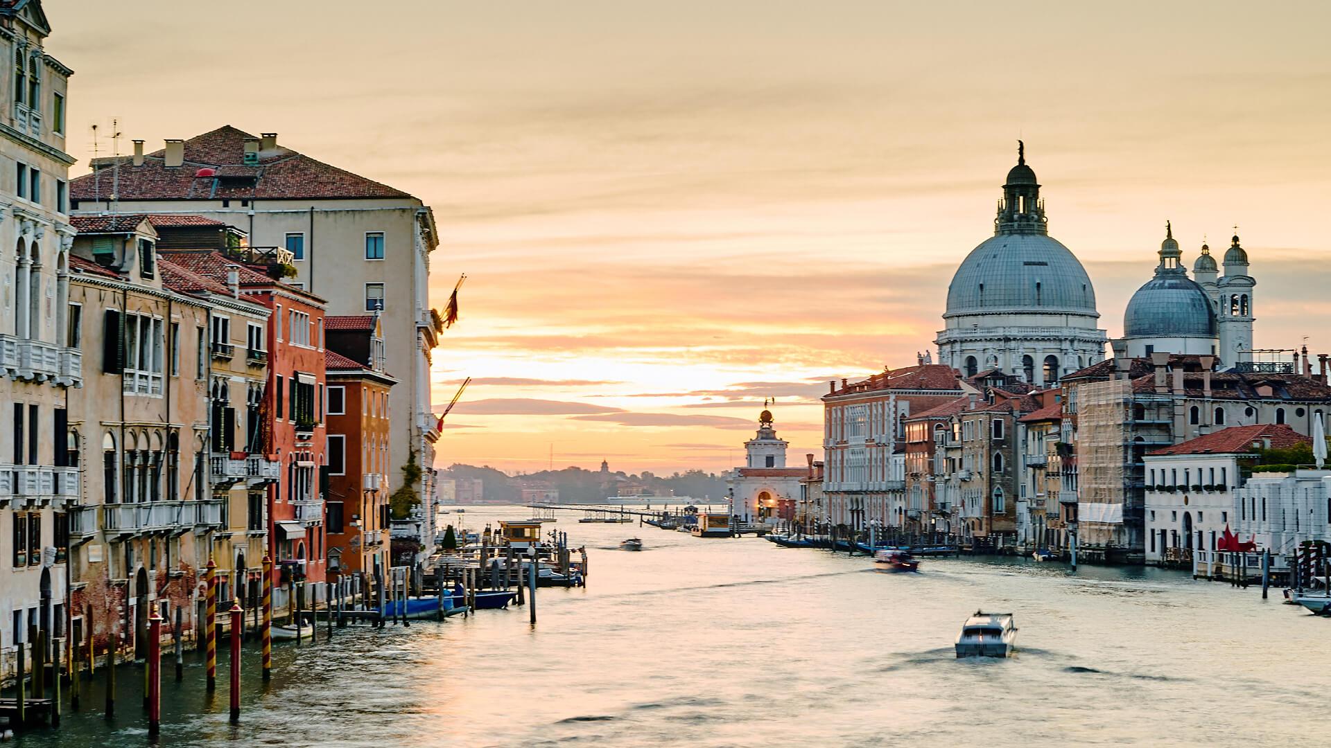 The Grand Canal, Venice | Invisible Cities by Italo Calvino | STIRworld
