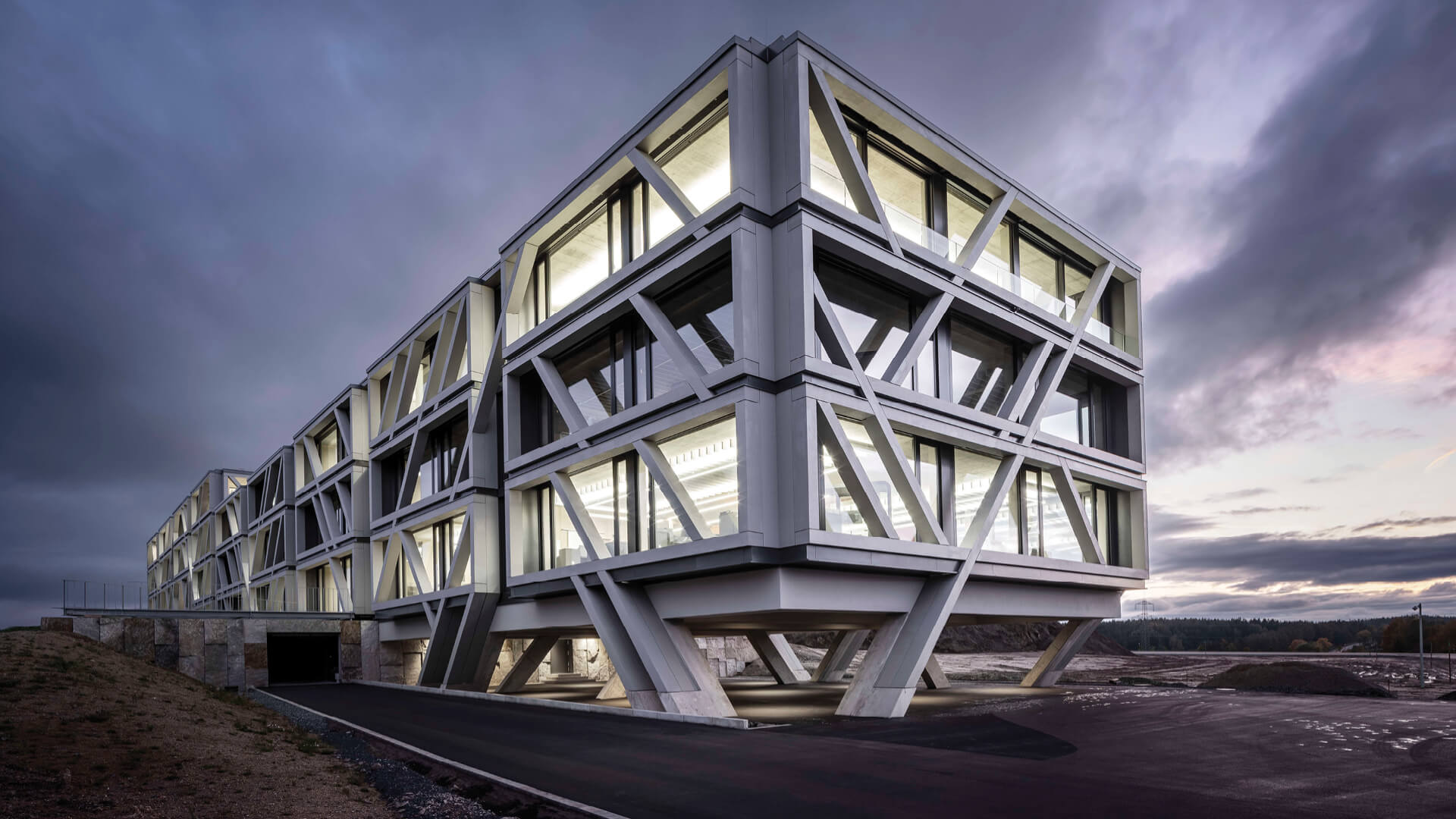 The new building at the IGZ Campus Falkenberg | J. MAYER H. | Germany | STIRworld