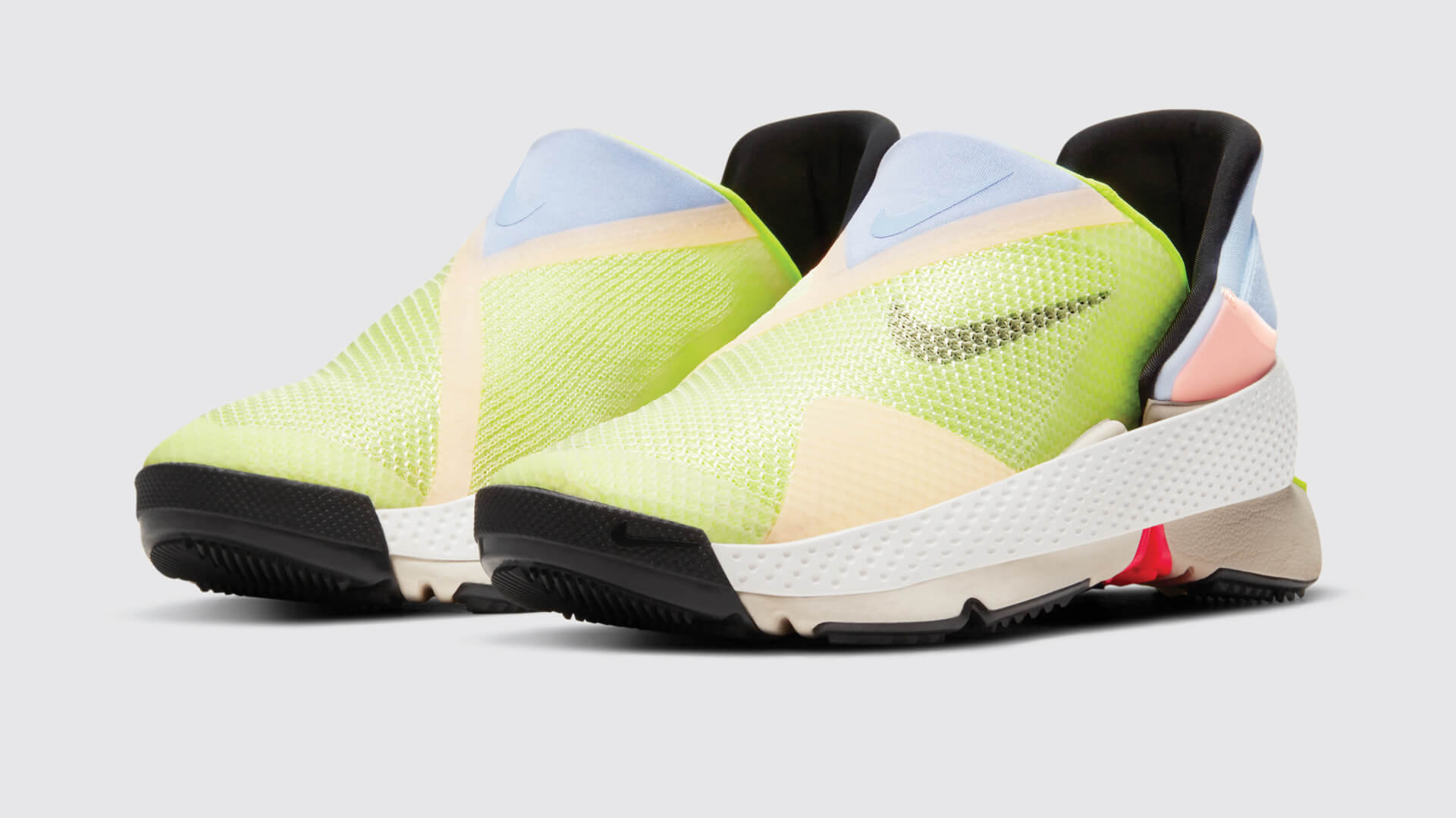 Nike's hands-free GO FlyEase sneaker is 'easy-on, easy-off'