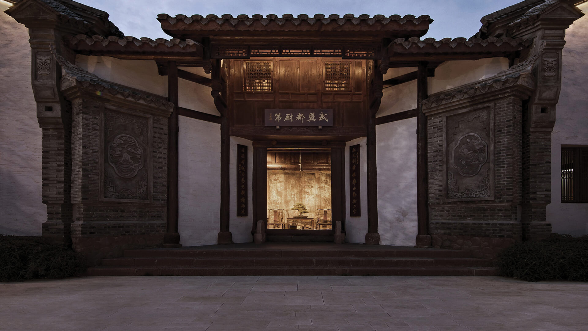 Reclaiming ruins: China Qionghai 17℃ International Tourist Resort by IDMatrix