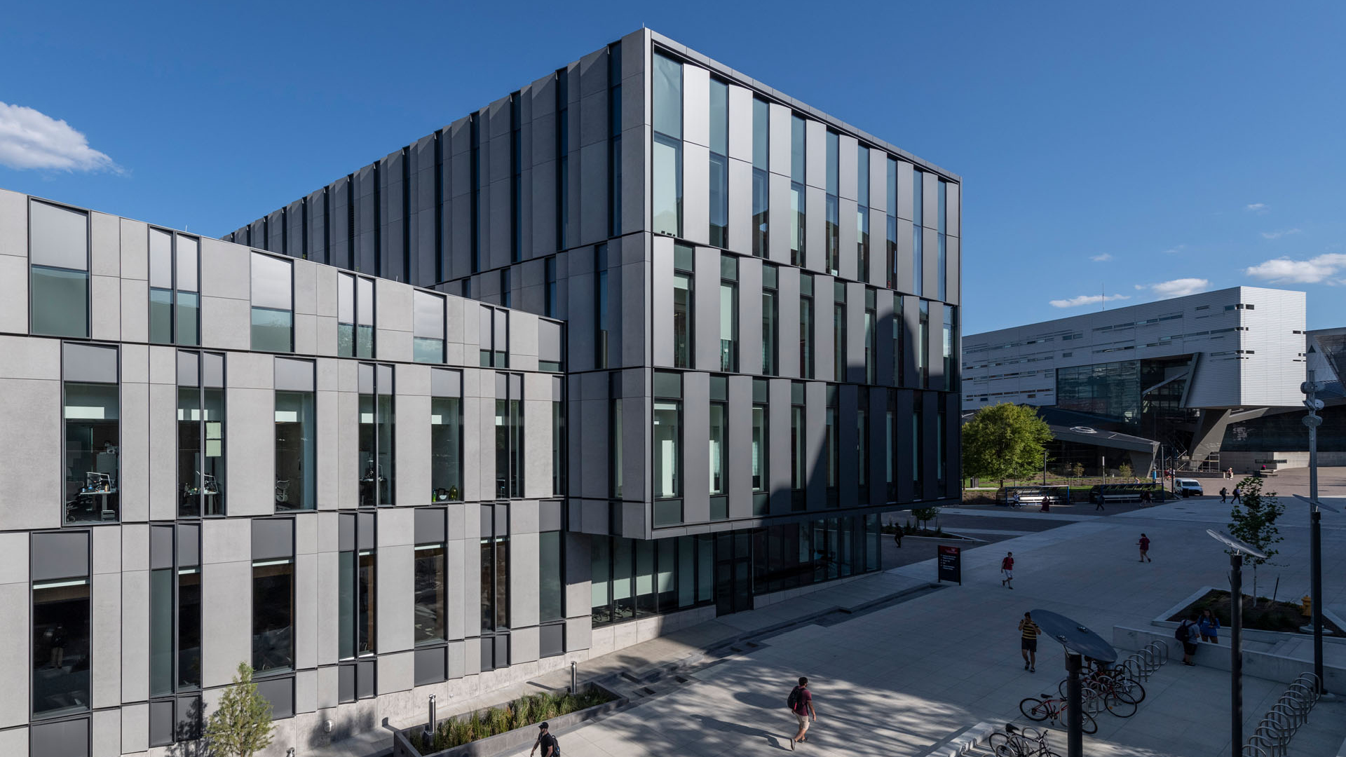 University of Cincinnati's Lindner College of Business | Henning Larsen | STIRworld