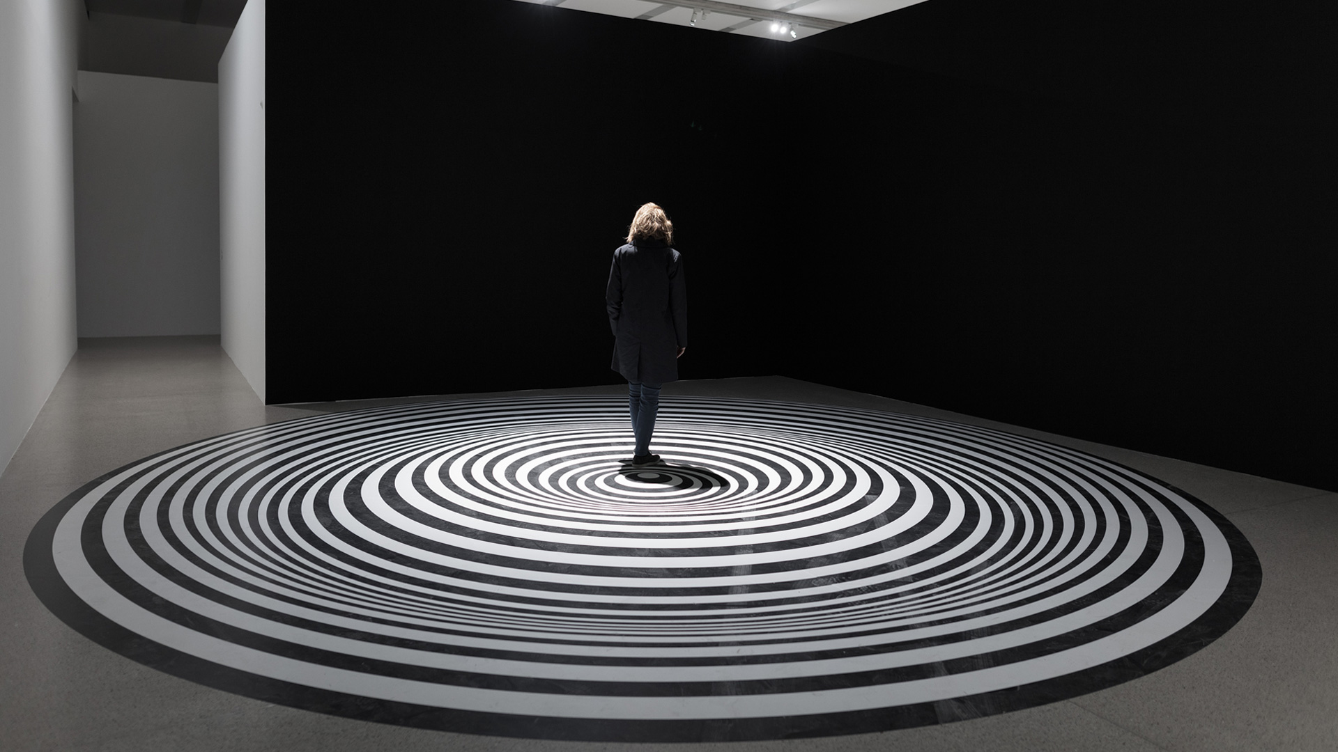 Vertigo. Op Art and a History of Deception 1520–1970, mumok - Museum moderner Kunst Stiftung Ludwig Wien, Marina Apollonio, Dinamica Circulare, 1968/2019 | STIR