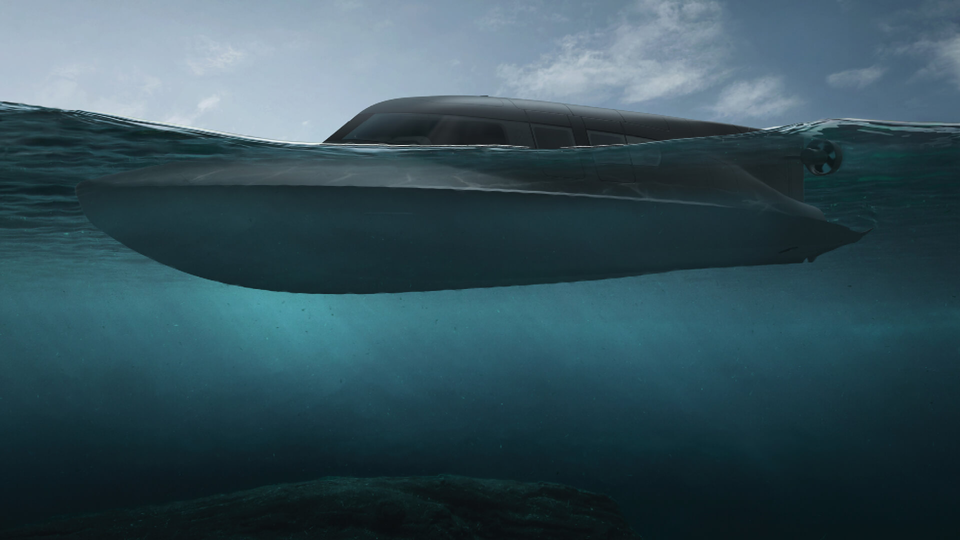 VICTA by Subsea Craft is the world's most technically advanced surface-submersible craft | VICTA | Subsea Craft | STIRworld