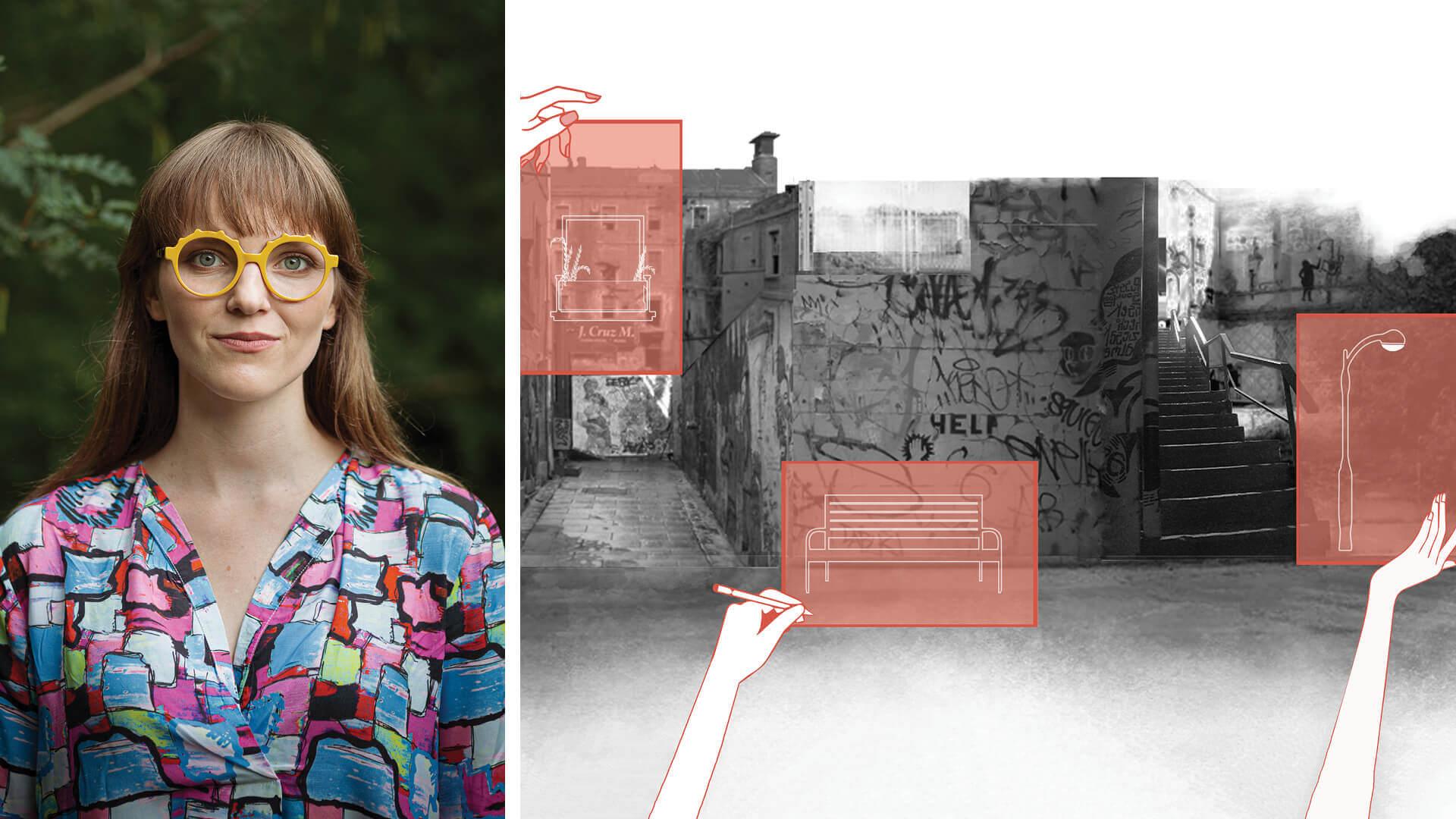 2021 RIBA Norman Foster Travelling Scholarship awarded to Weronika Zdziarska